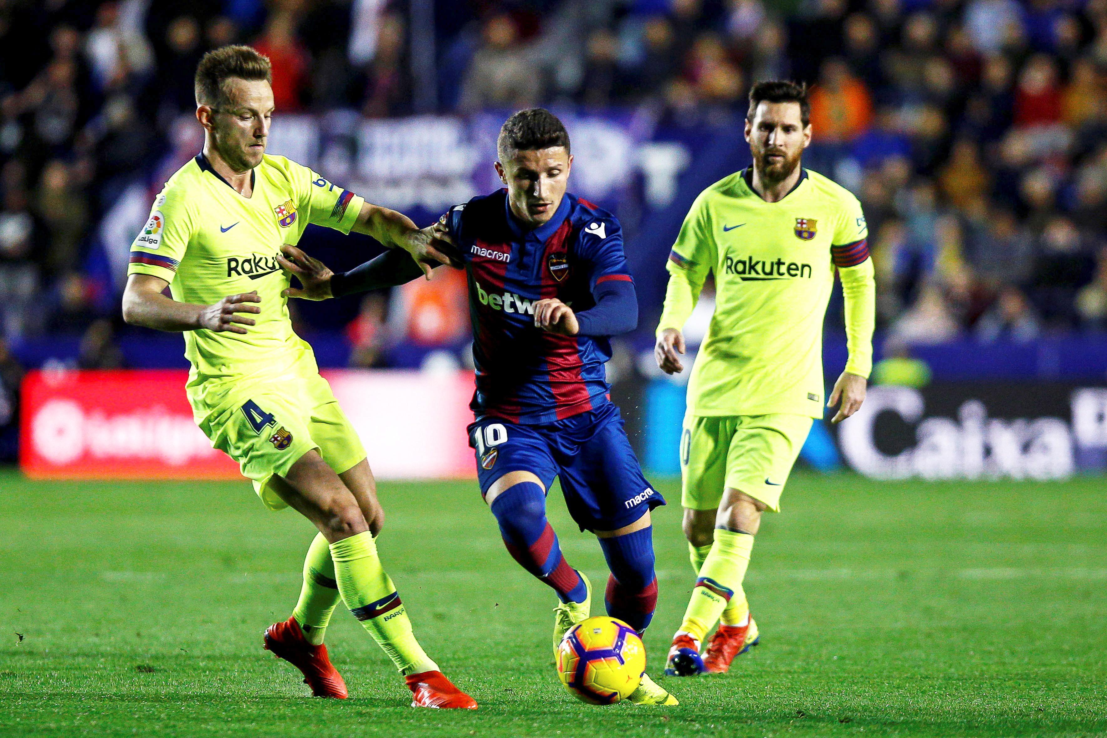 Barcelona opet sama na vrhu