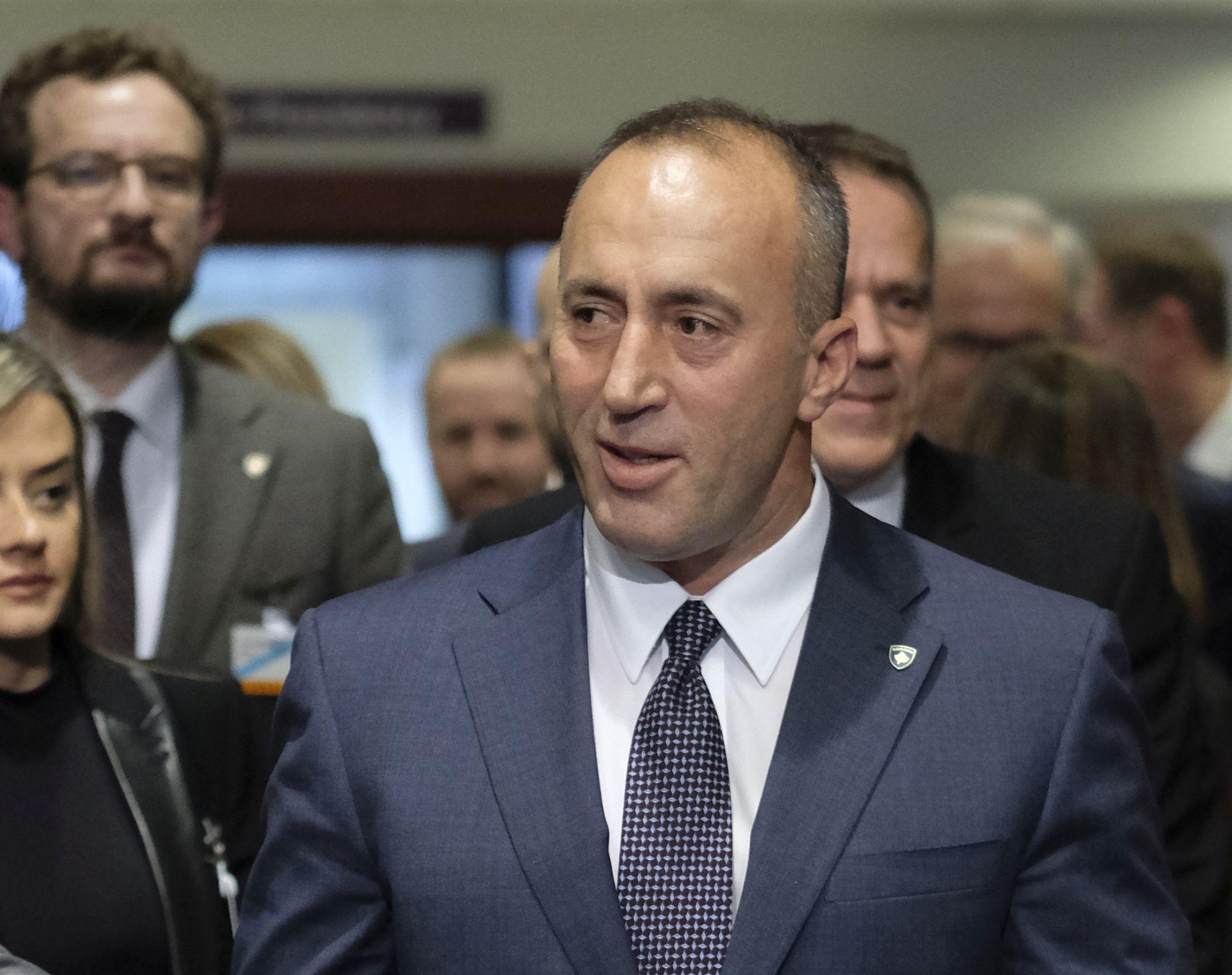 """HARADINAJ """"Granica između Kosova i Albanije više ne postoji"""""""