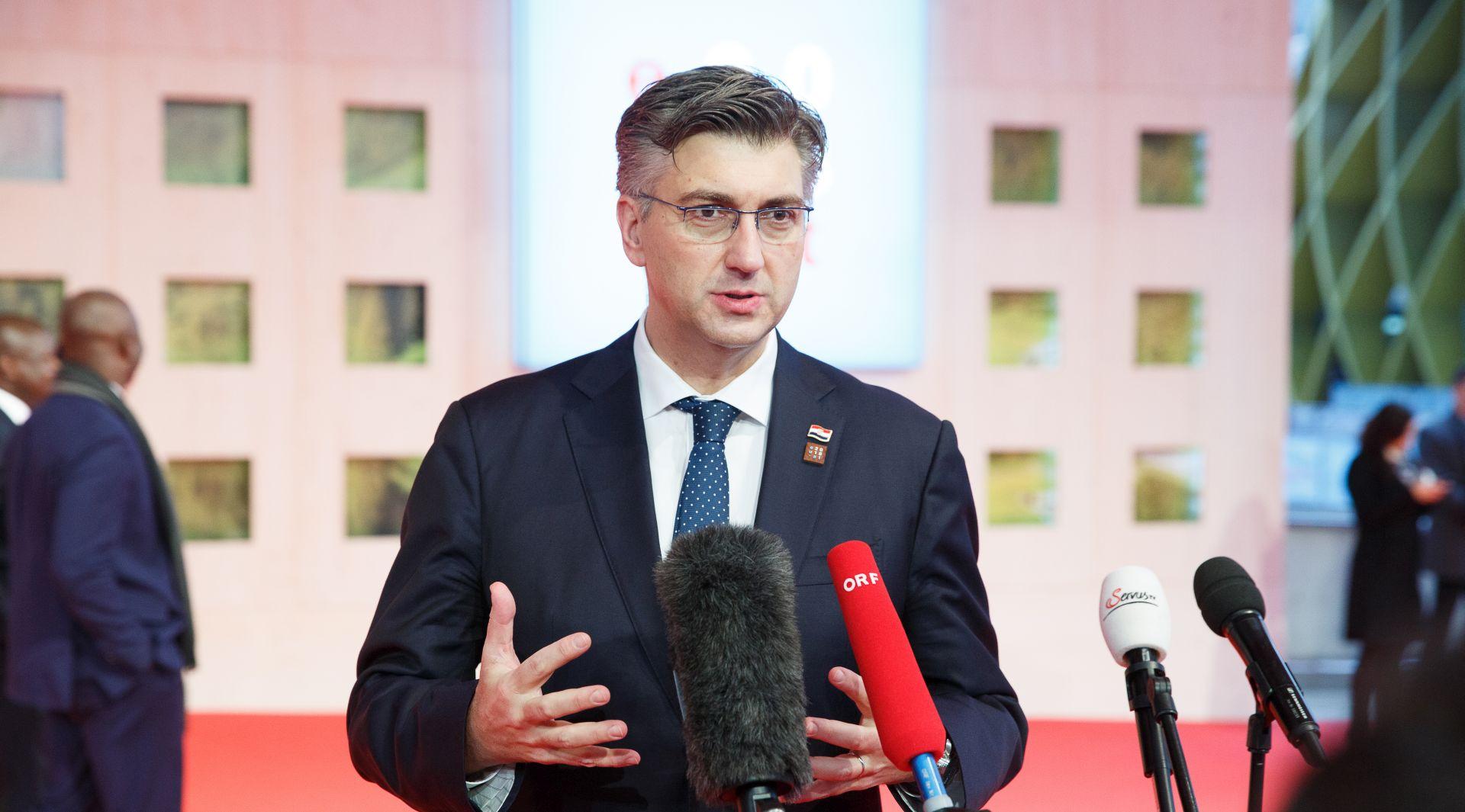 """PLENKOVIĆ """"Neće biti rekonstrukcije Vlade"""""""