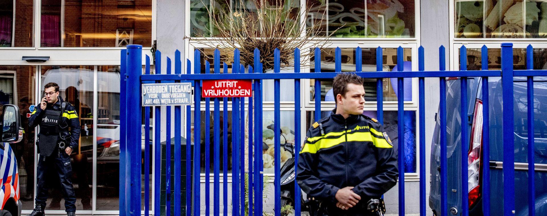 U Nizozemskoj uhićena četvorica osumnjičenih terorista