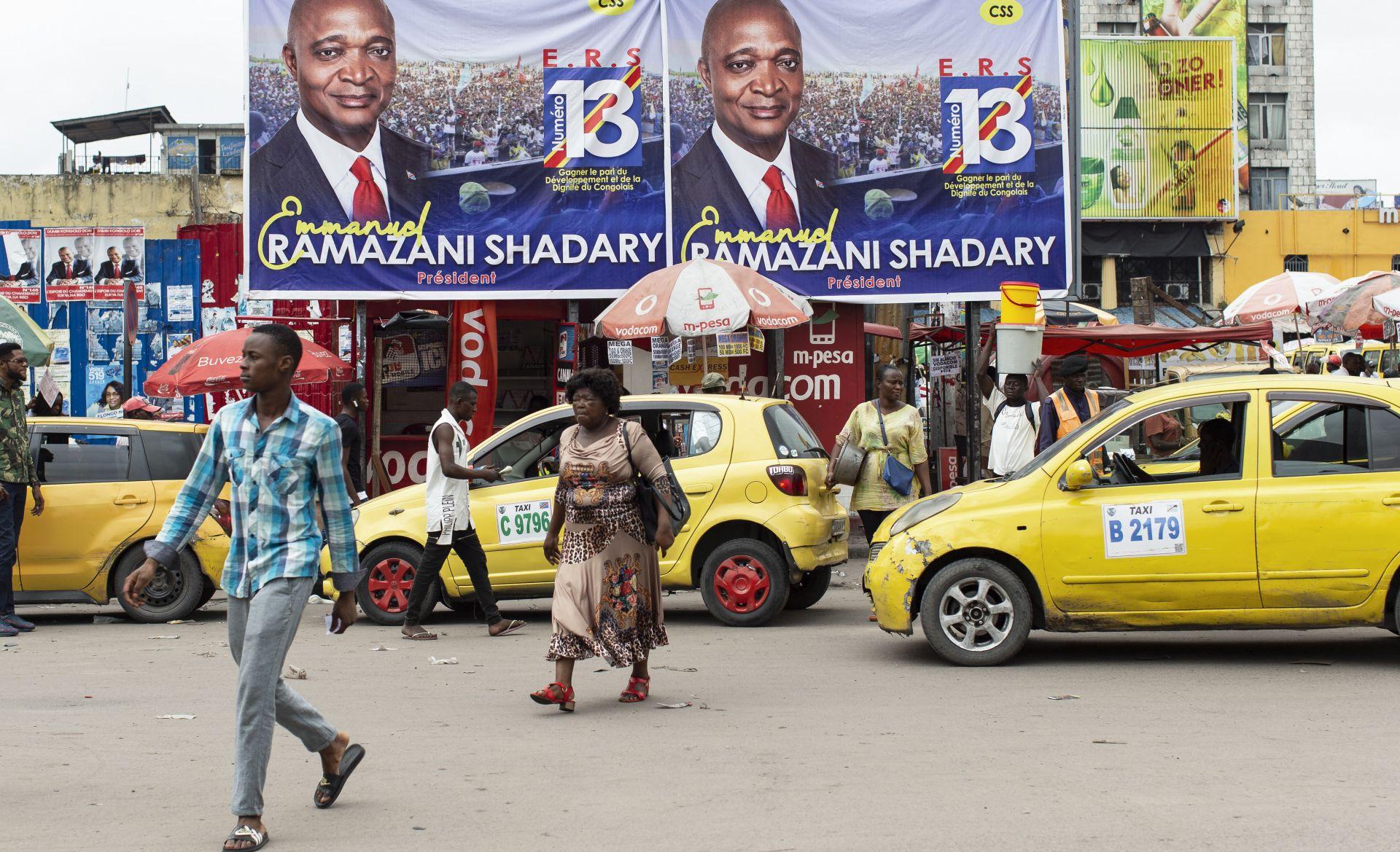 Kongoanski predsjednik uvjeren da će se izbori u nedjelju održati