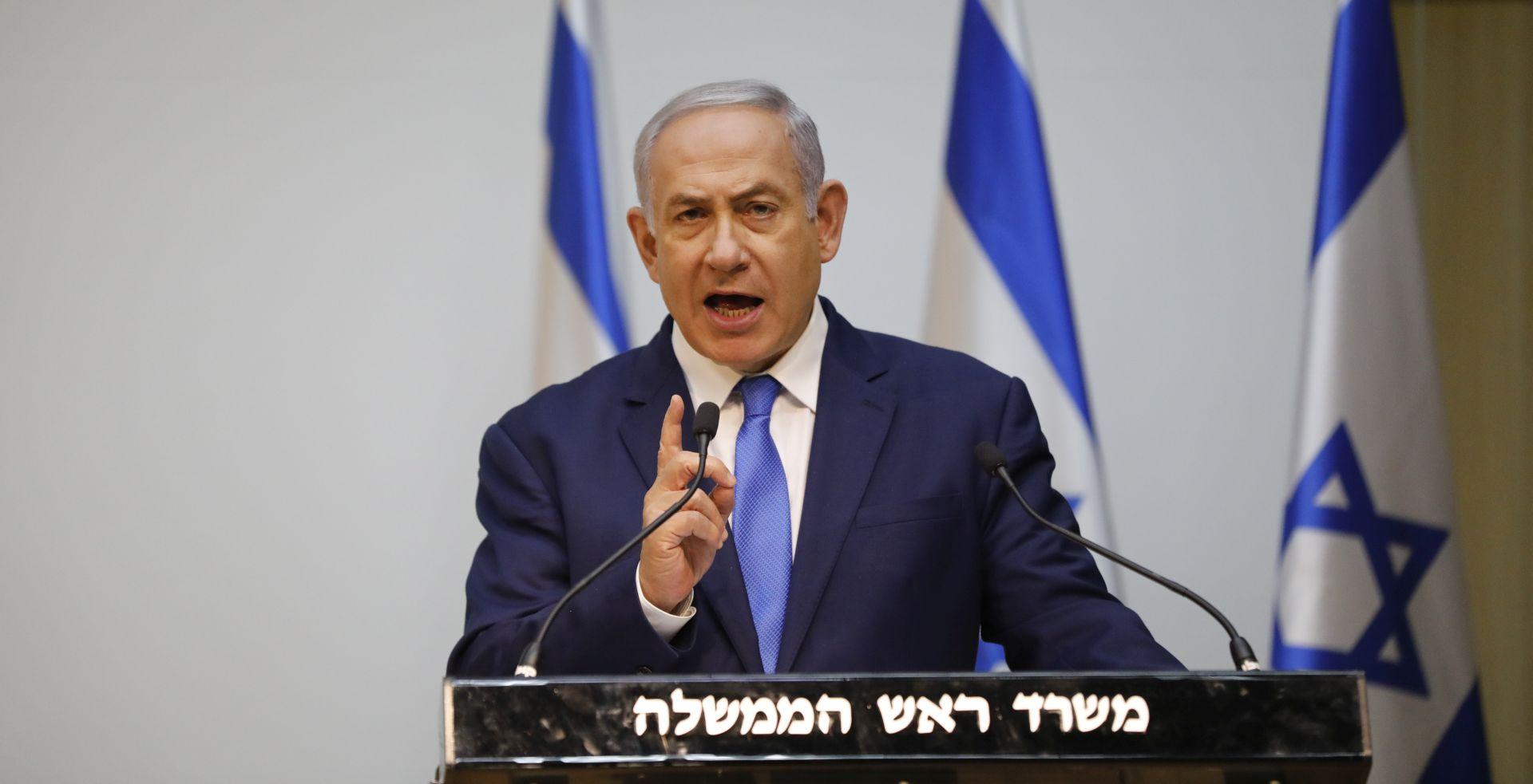 Netanyahu kaže da neće podnijeti ostavku