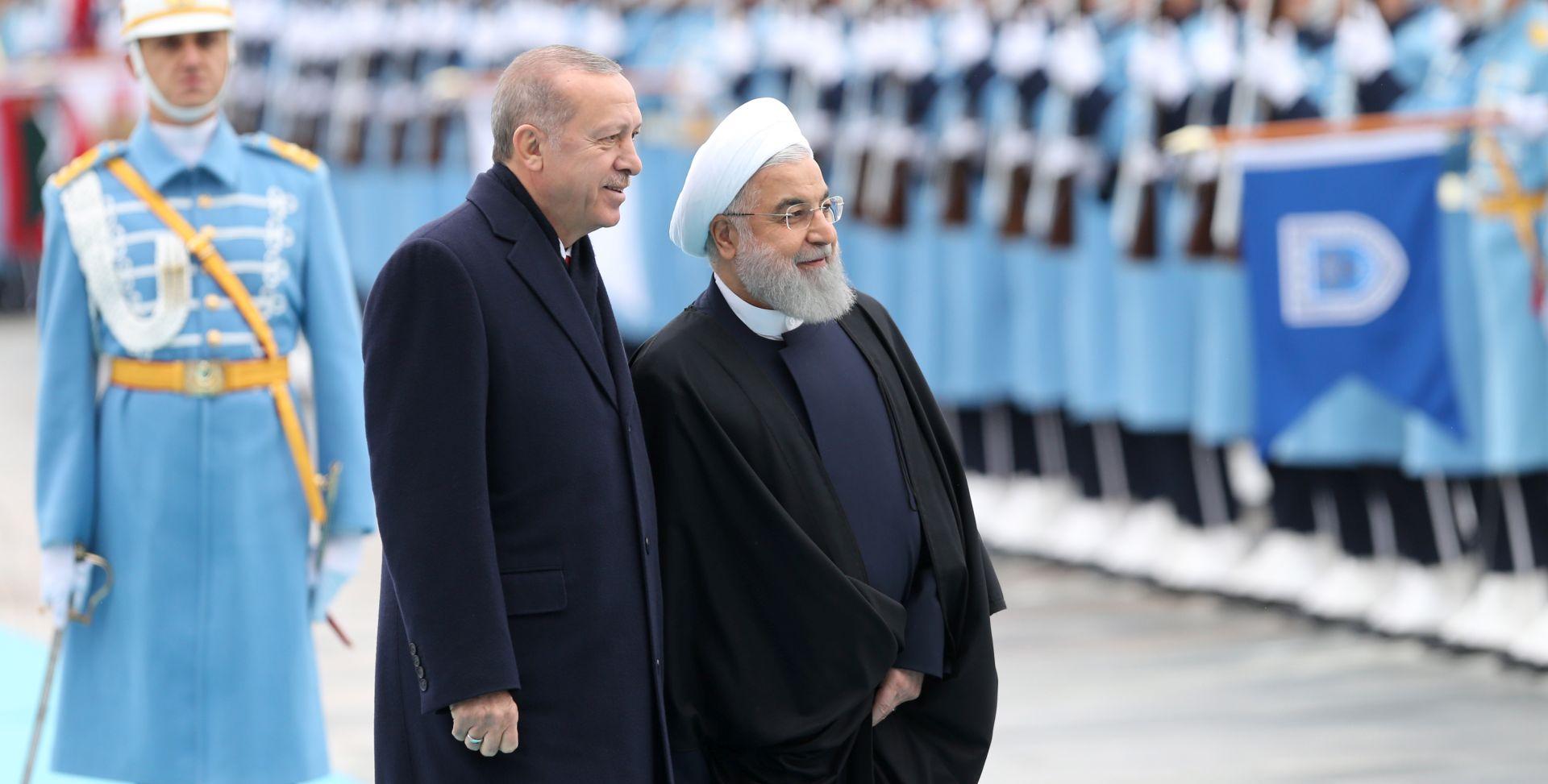 Turska suspendirala televizijske emisije zbog kritiziranja Erdogana