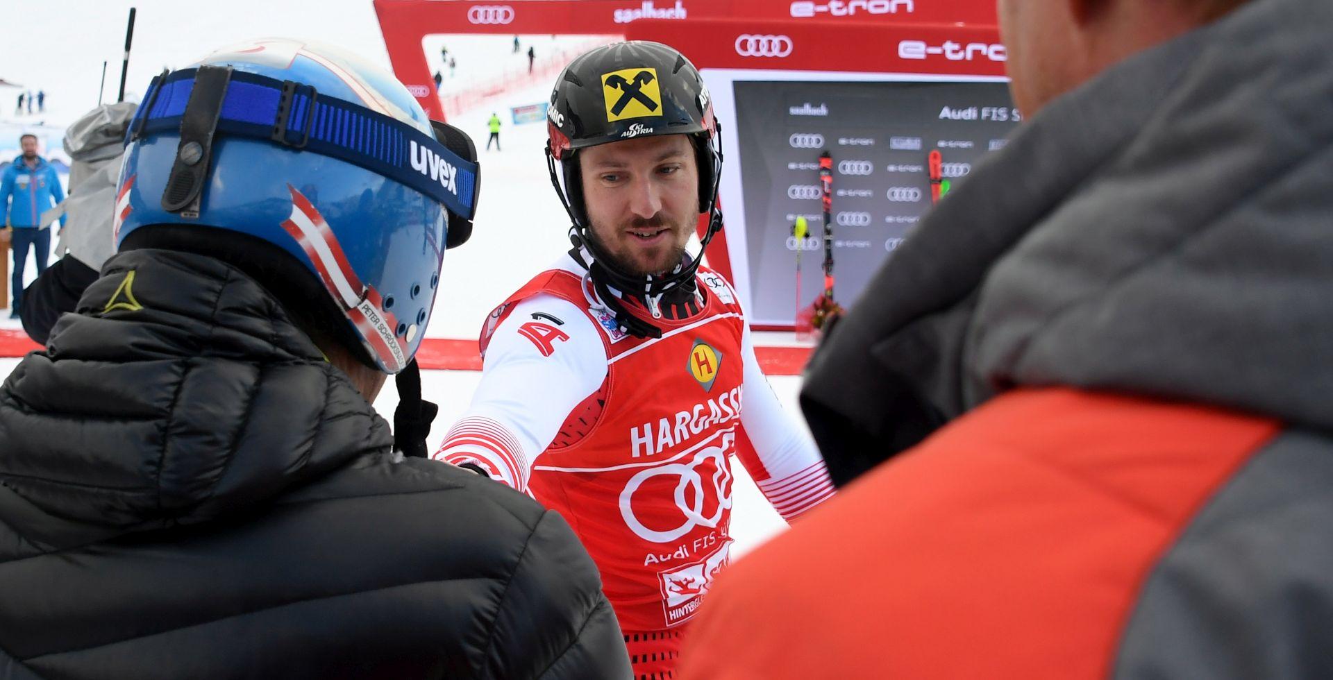 Hirscher preskočio Annemarie Moser-Proll, na vrhu Stenmark