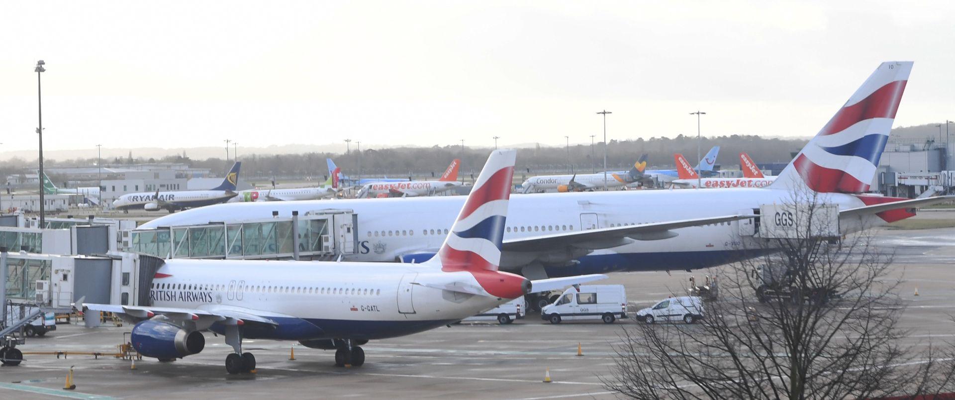 Aerodrom Gatwick u Londonu ponovno otvoren nakon sabotaže dronovima