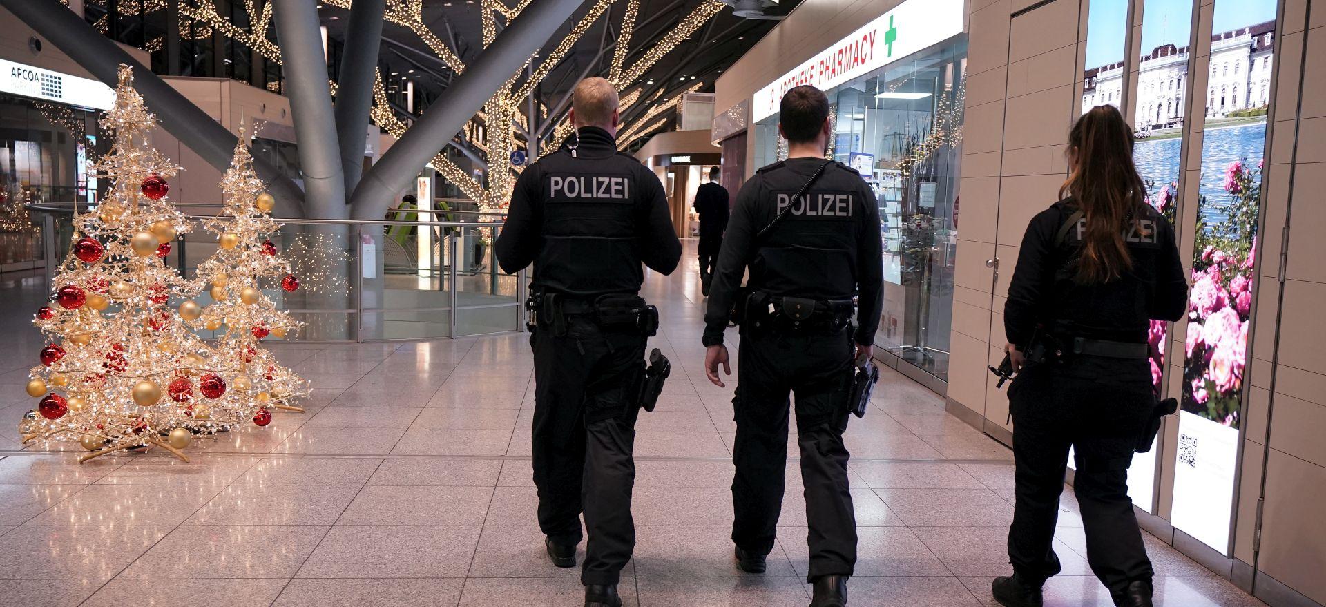 Autom se zabio u postaju u Njemačkoj: Jedna osoba mrtva
