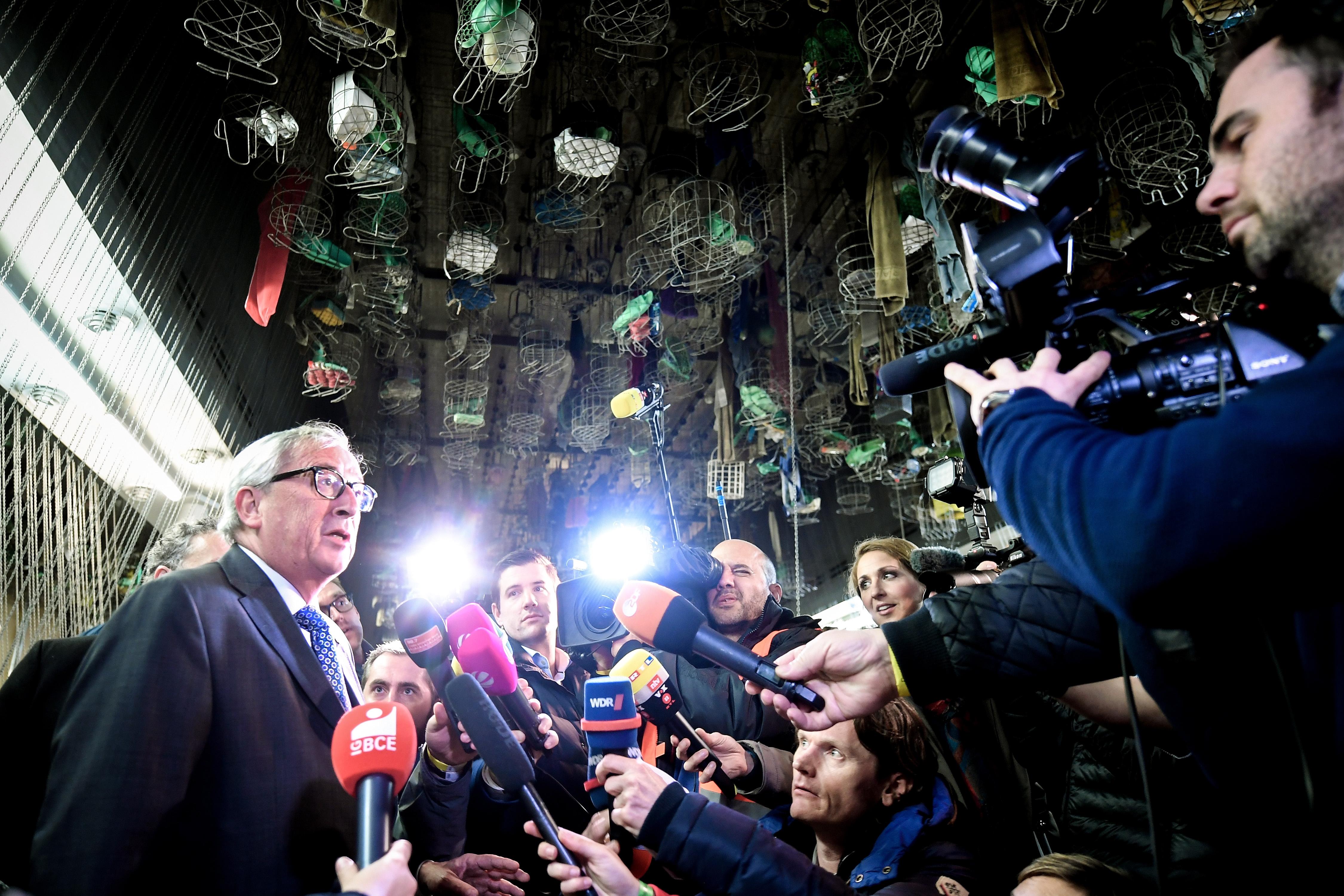 JUNCKER 'Rumunjska nije spremna za predsjedanje EU-om'