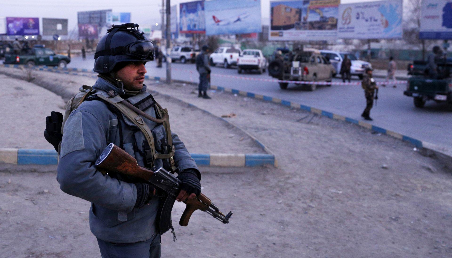 U napadu u Kabulu 43 poginulih