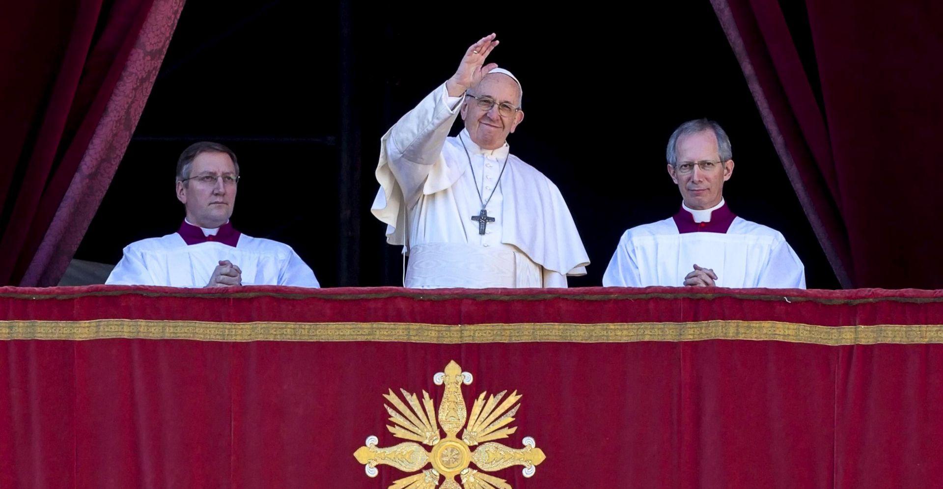 Papa Franjo u Angelusu pozvao vjernike na opraštanje