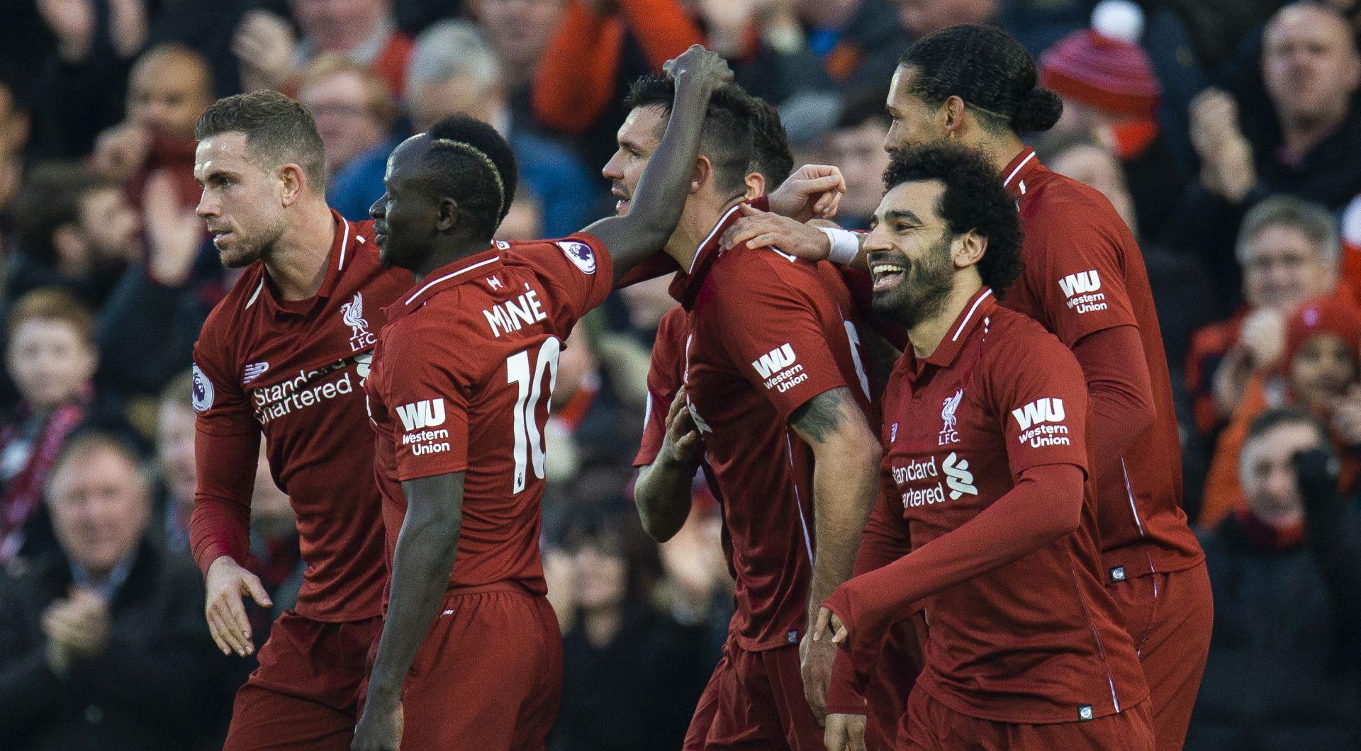 Liverpoolova 'petarda' Arsenalu za kraj godine