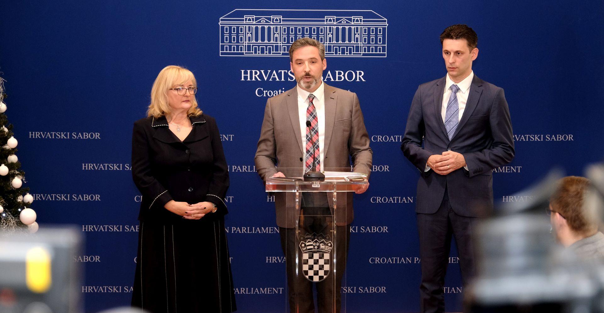 Most predstavio Prijedlog zakona o prevenciji kroničnih nezaraznih bolesti