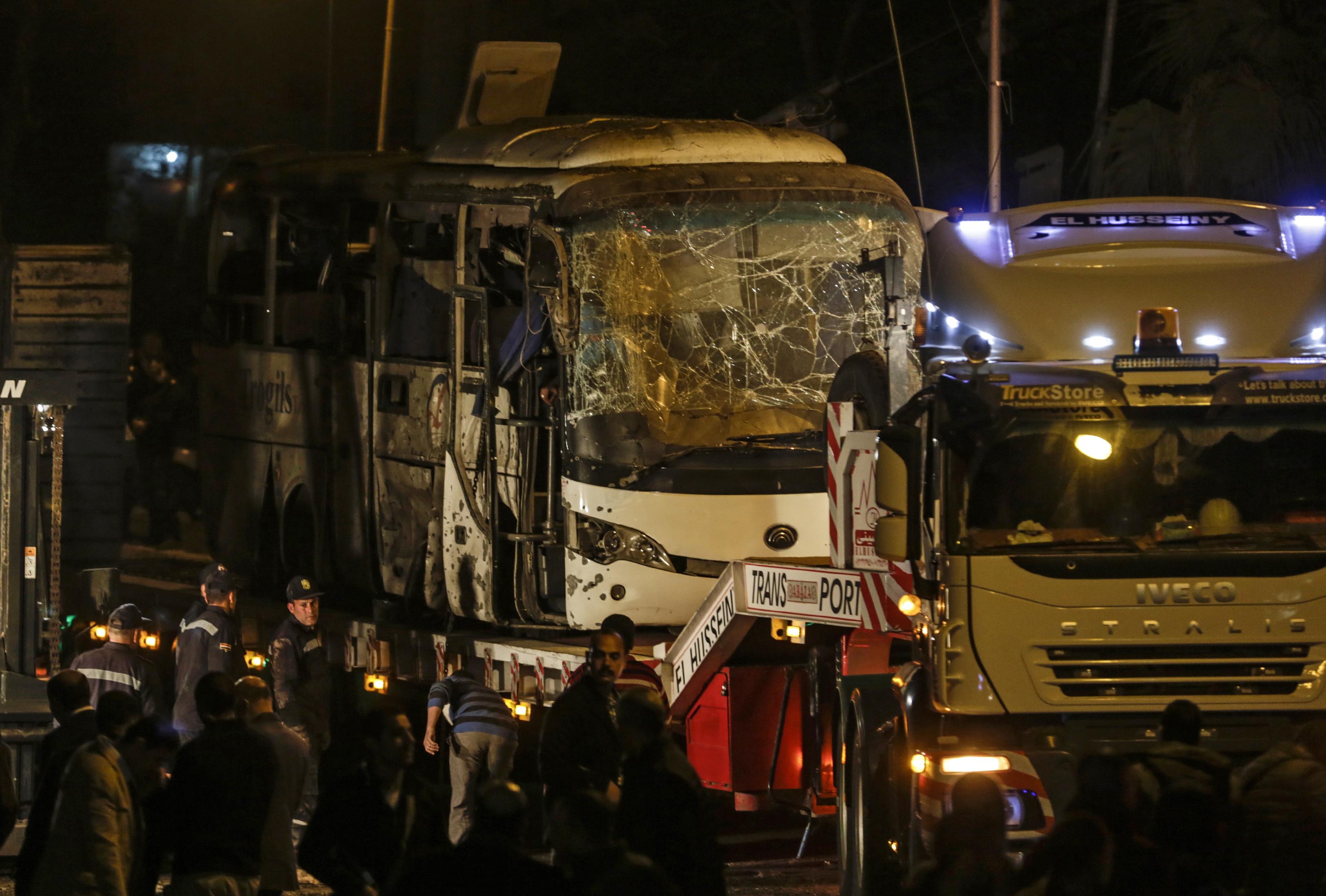 Egipatske snage sigurnosti nakon terorističkog napada ubile 40 militanata