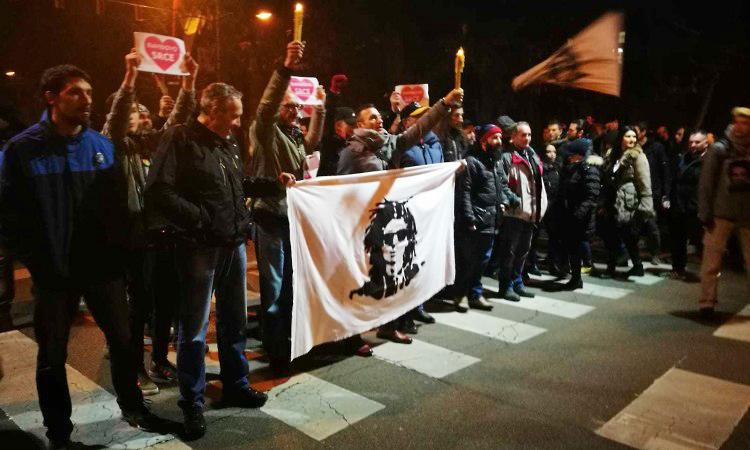 """BANJA LUKA """"Pravda za Davida"""" inzistira na ostavci ministra policije"""