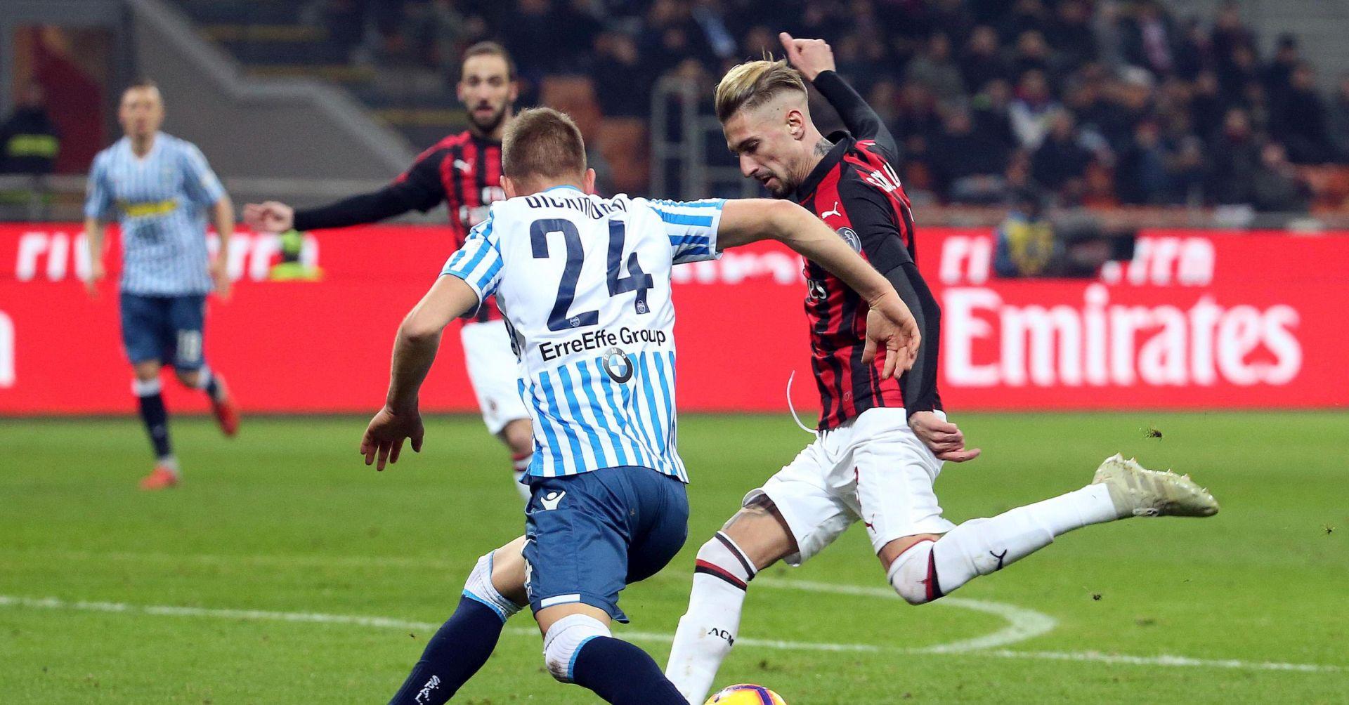 Milan pobjedom do petog mjesta