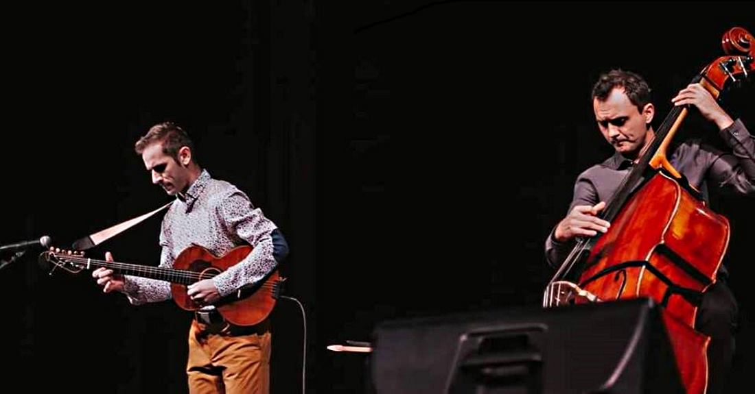 Intiman blagdanski koncert dua Hojsak&Novosel
