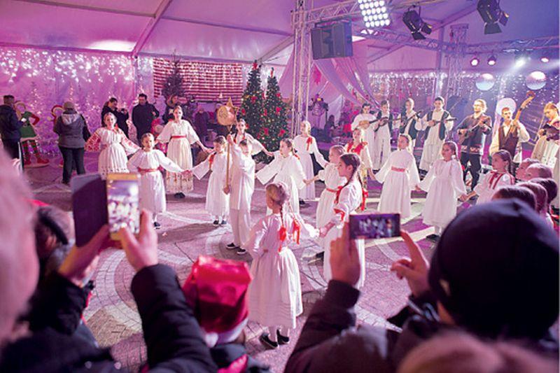 Svi zajedno za radost Božića – prvi dječji Advent u Vukovaru