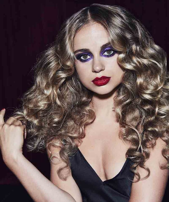 ILLAMASQUA Amelia Windsor zaštitno lice kampanje 'The Reign of Rock'