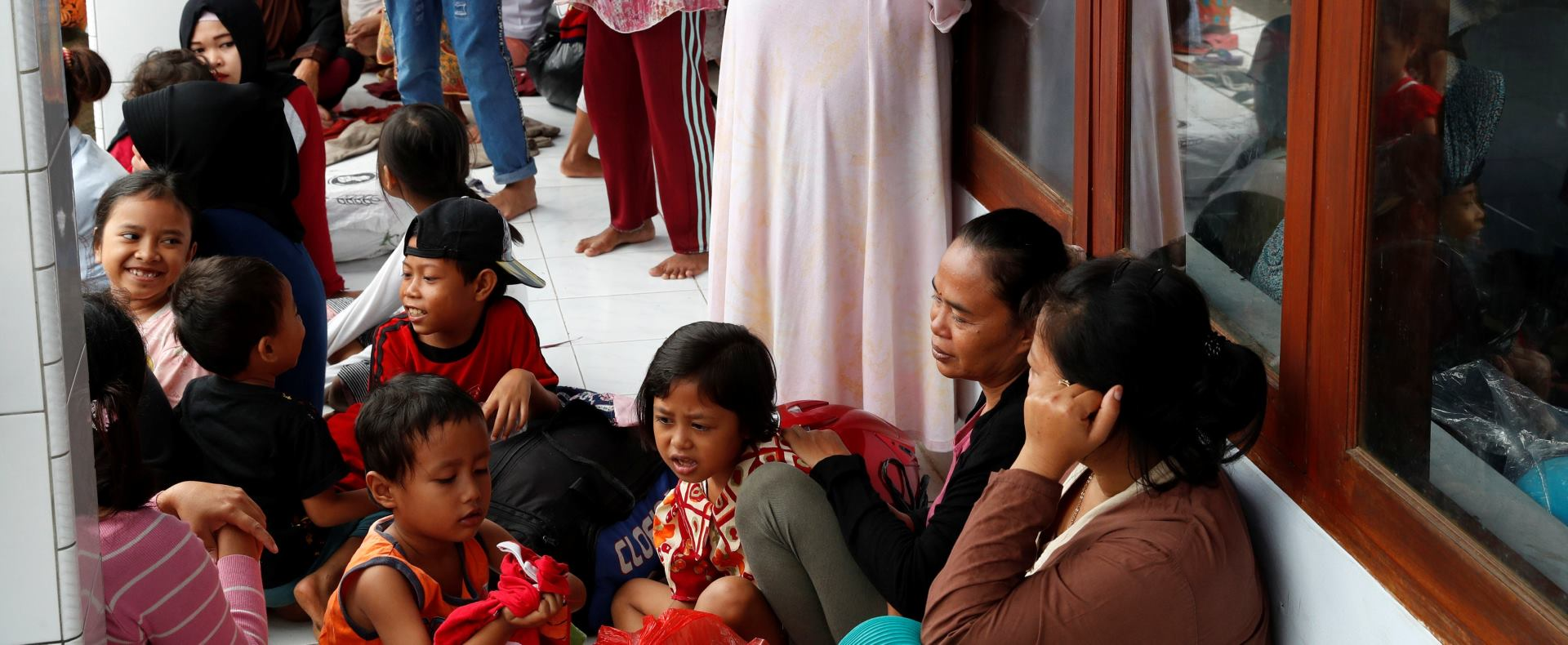 VIDEO: Zabilježen sve veći broj evakuiranih osoba u Indoneziji