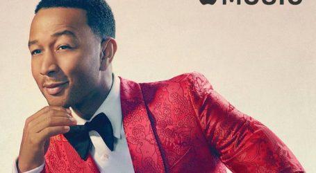 VIDEO: John Legend je božićni album snimio tokom ljeta