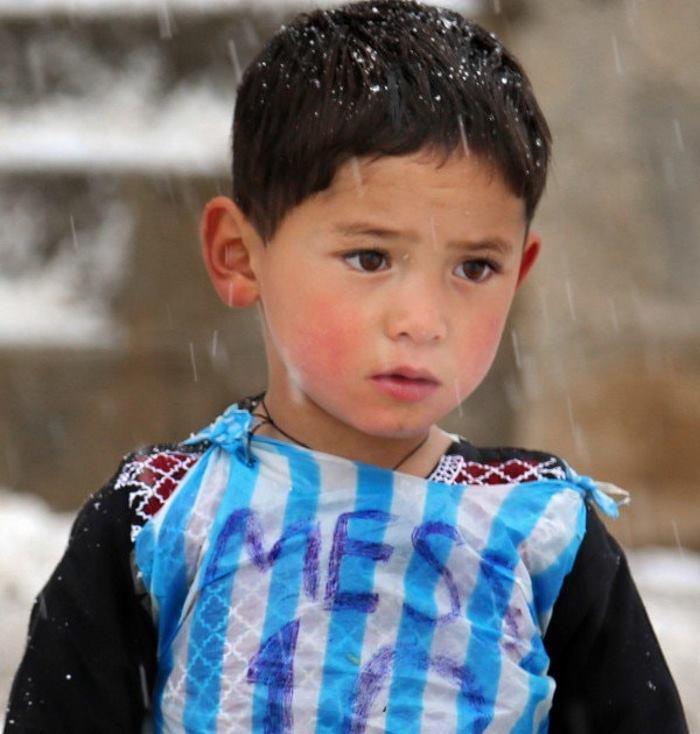 VIDEO: Murtaza Ahmadi danas živi sretno djetinjstvo