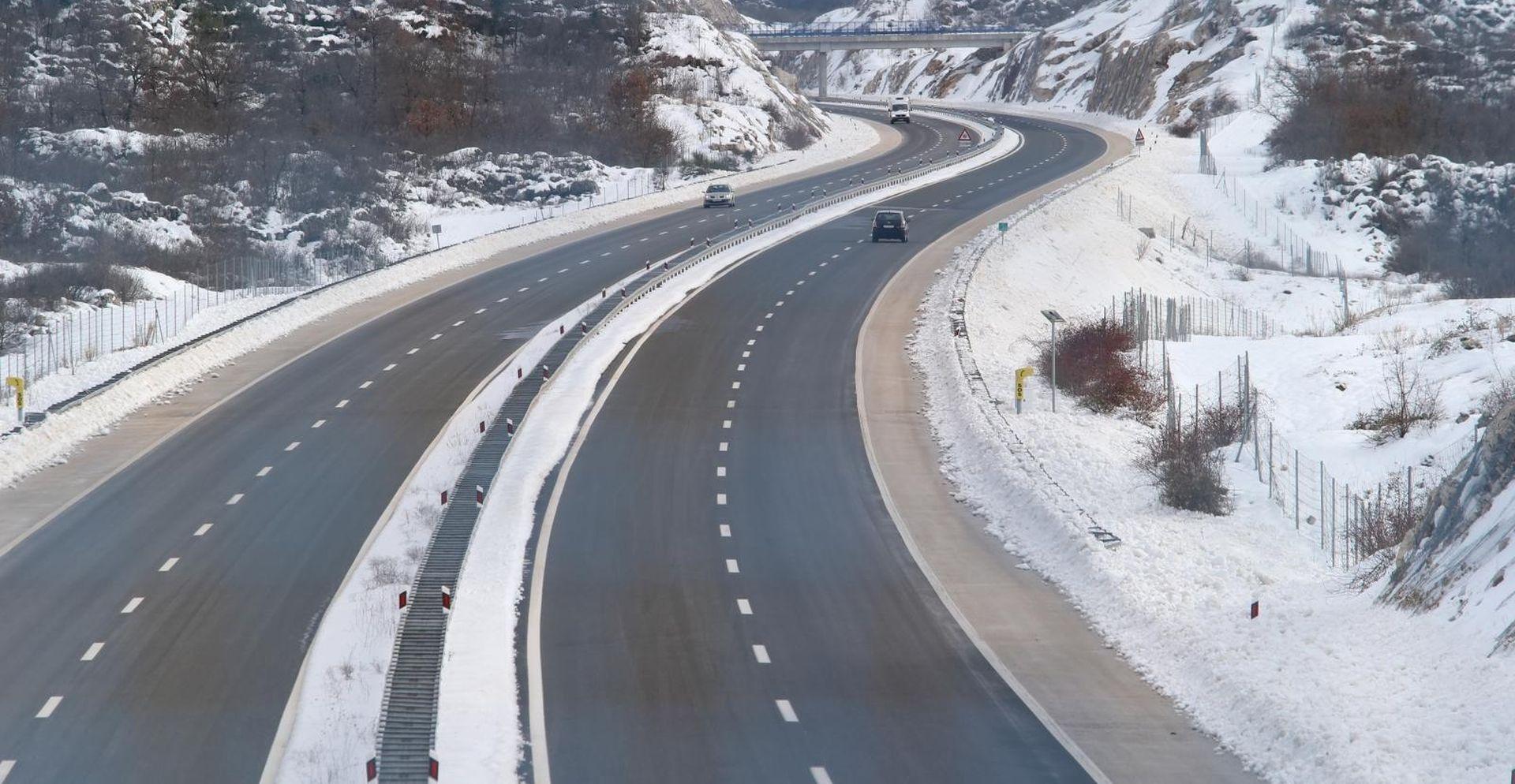 HAC Preporuke korisnicima autocesta tijekom blagdana