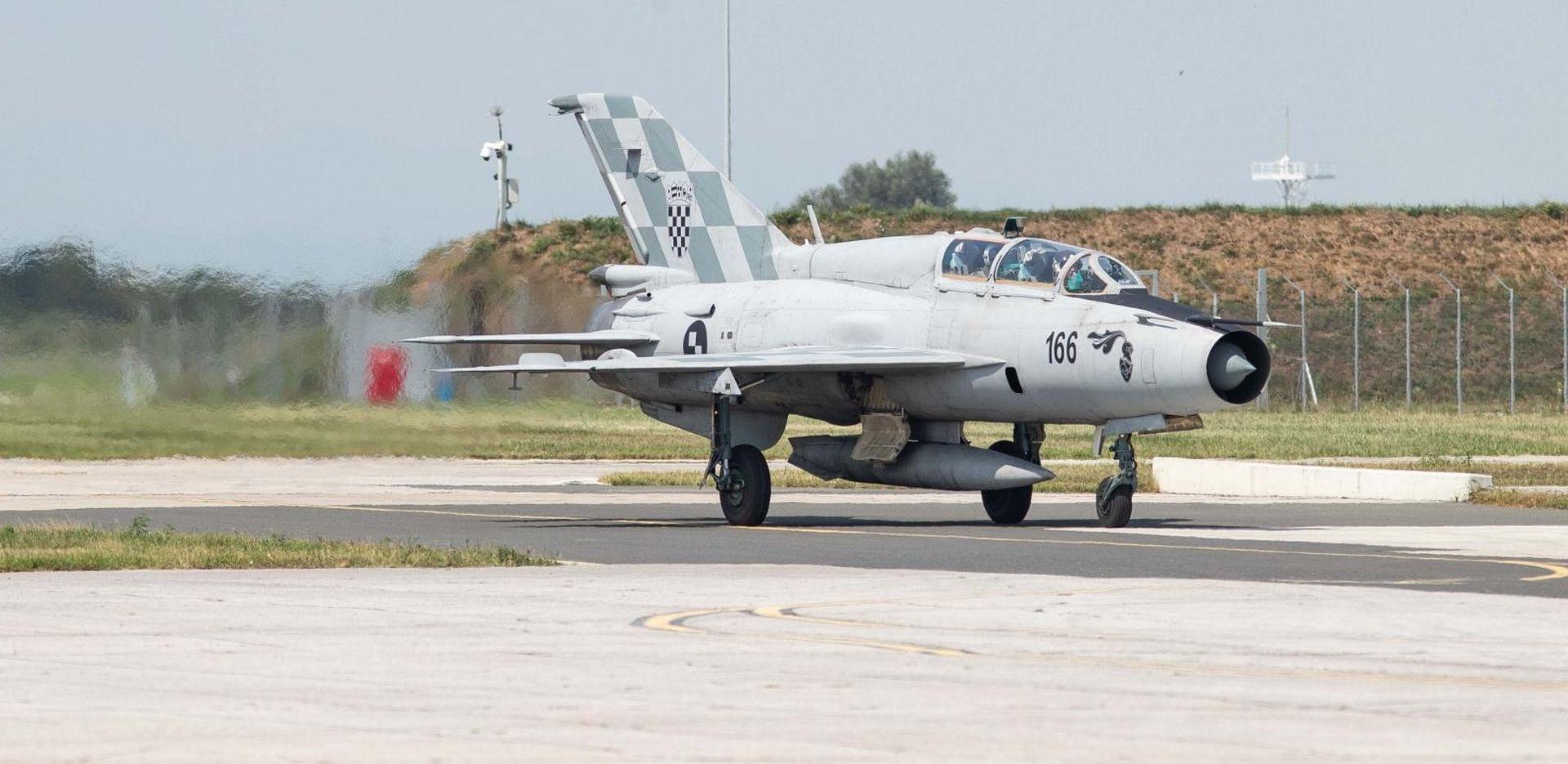 Hrvatska odustaje od izraelskih aviona?