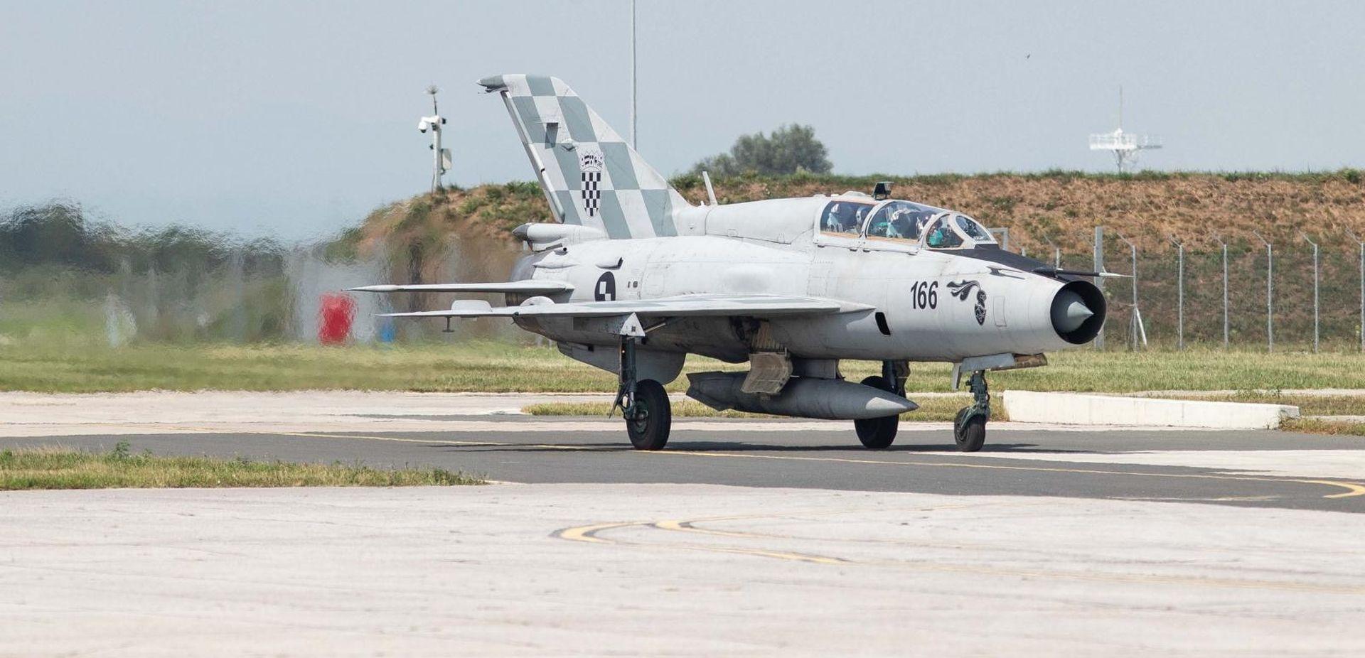 Američki Kongres odobrio je izraelsku prodaju zrakoplova F-16 Hrvatskoj
