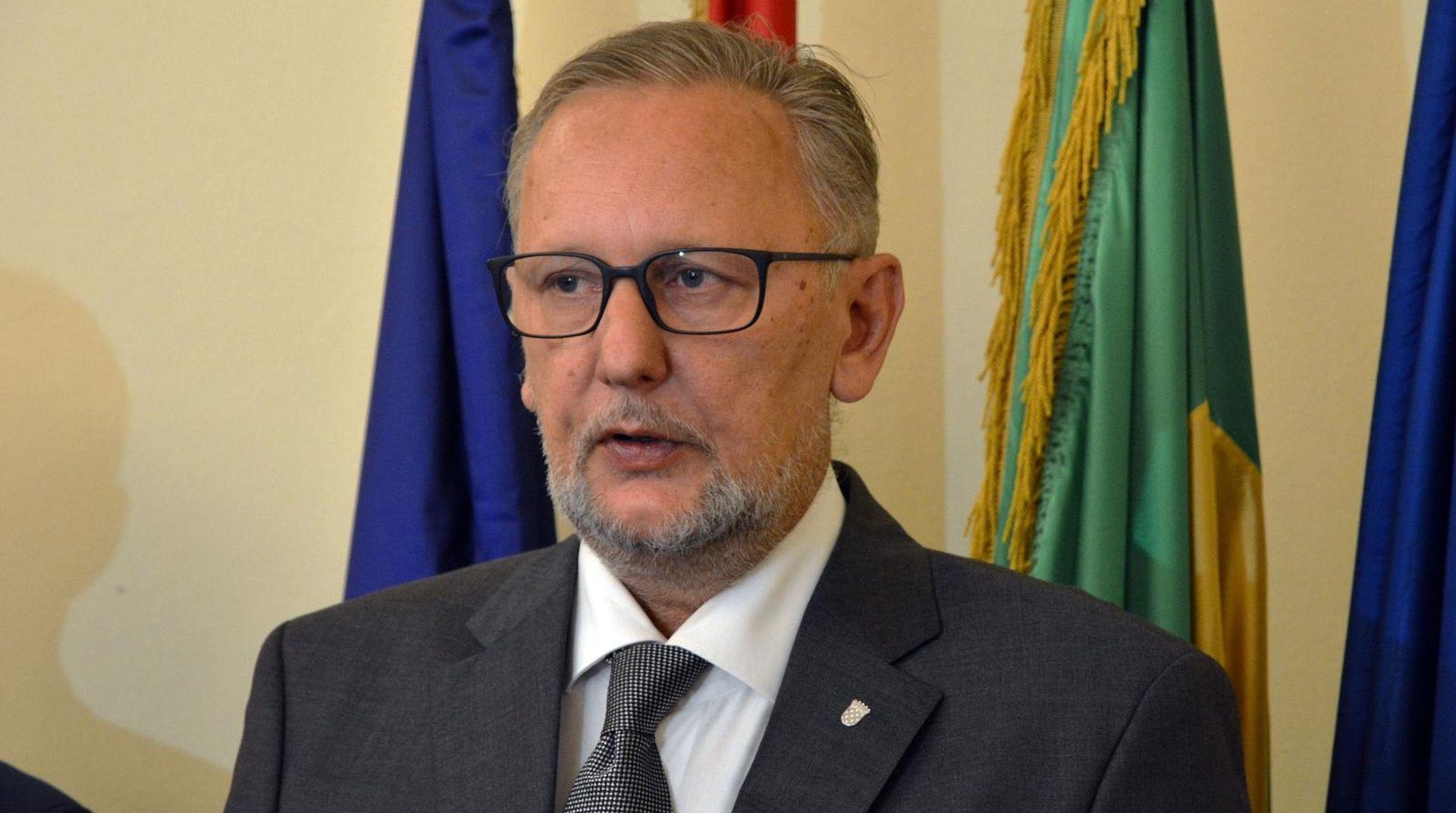 Božinović komentirao prelazak Zeljko pod okrilje MUP-a