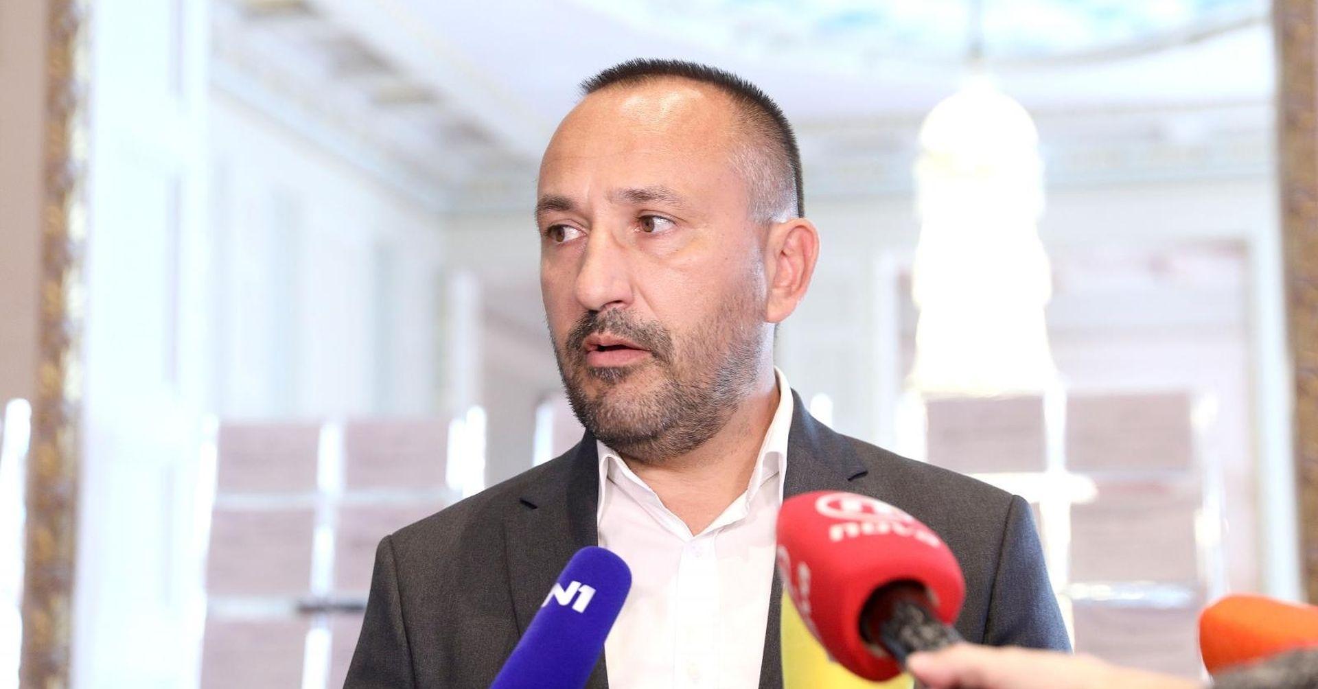 Usamljeni Zekanović prosvjedovao u Marakešu