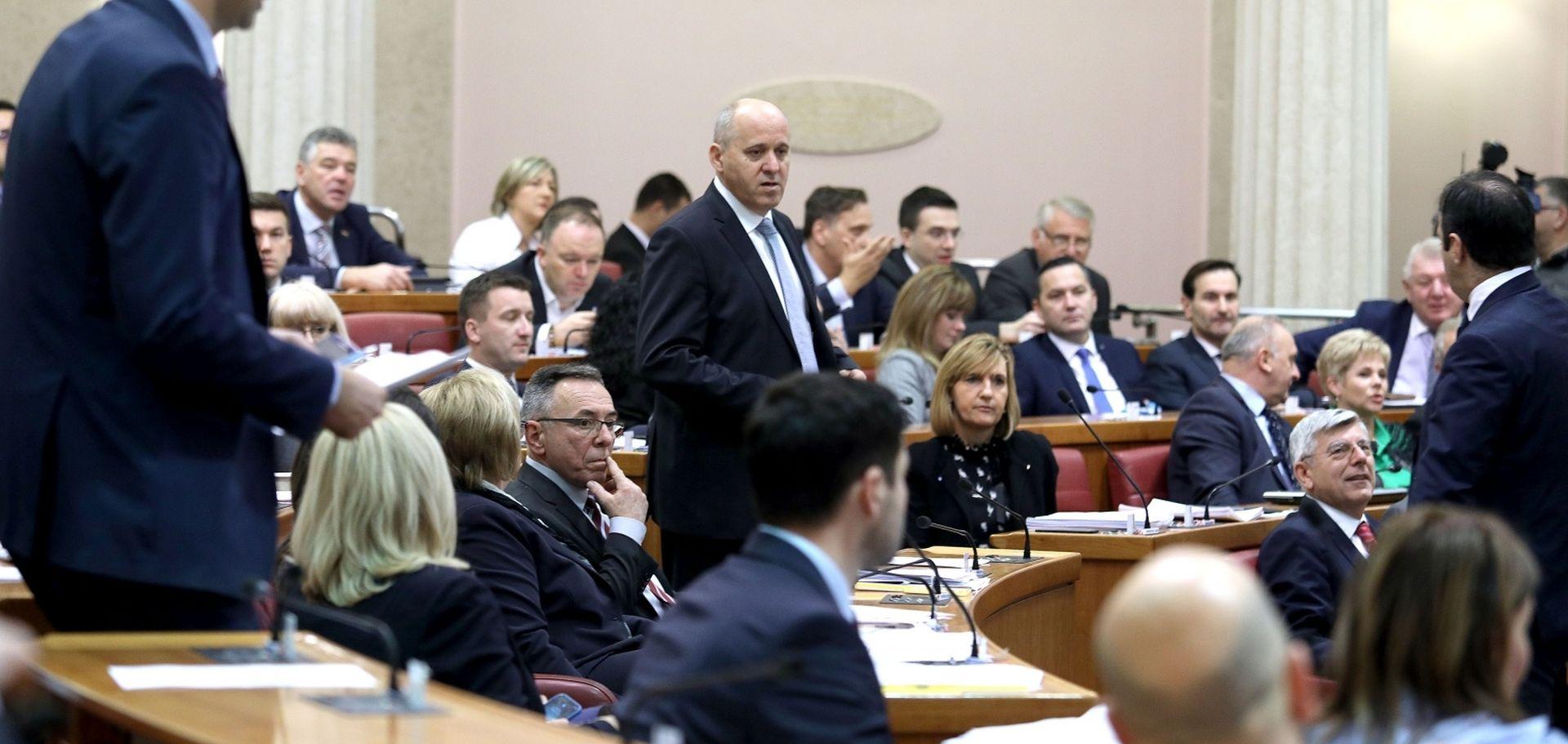 Sabor izmijenio proračun za 2018. godinu