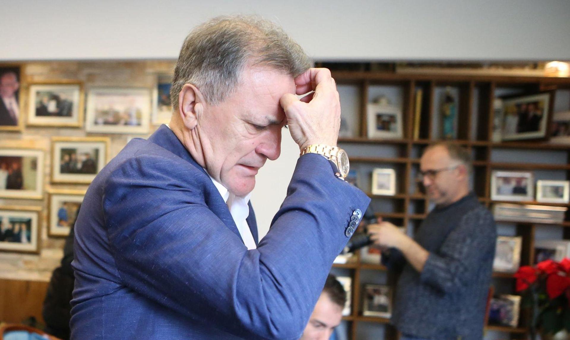 Mamić priznao da je s Dinamovog računa Vargi kupovao 'određene stvari'