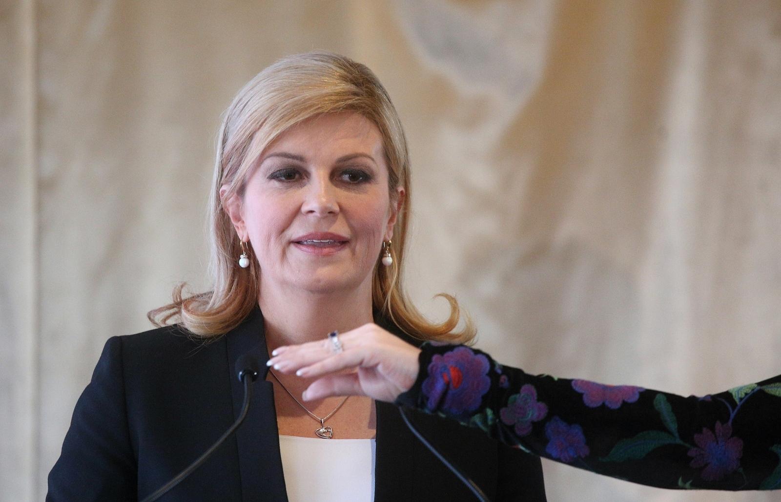 Predsjednica tvrdi da Galićeva ostavka nema veze s aferom SMS