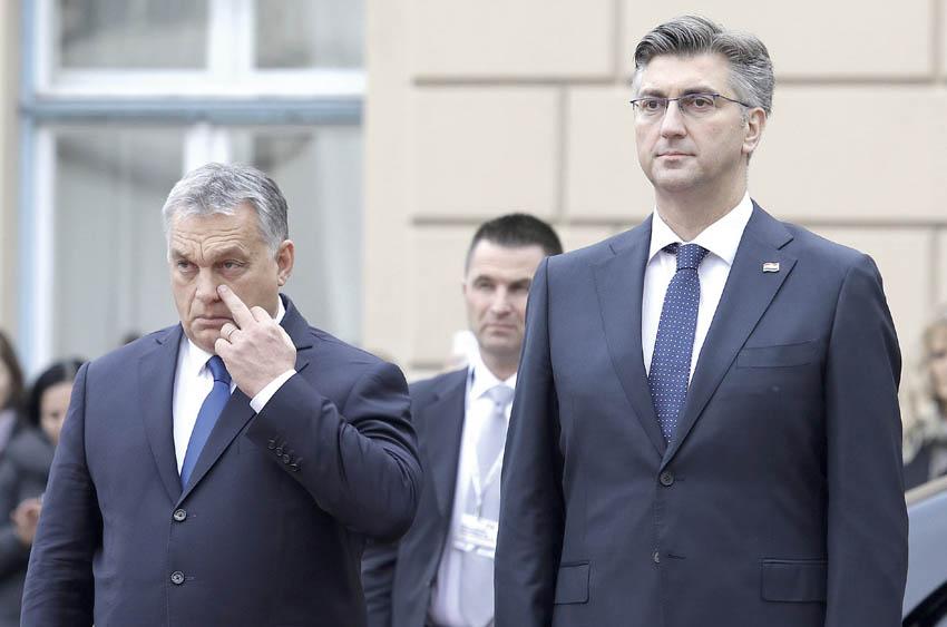 ORBÁNOV BLEF: Mađari ne žele zakupiti, već preuzeti LNG