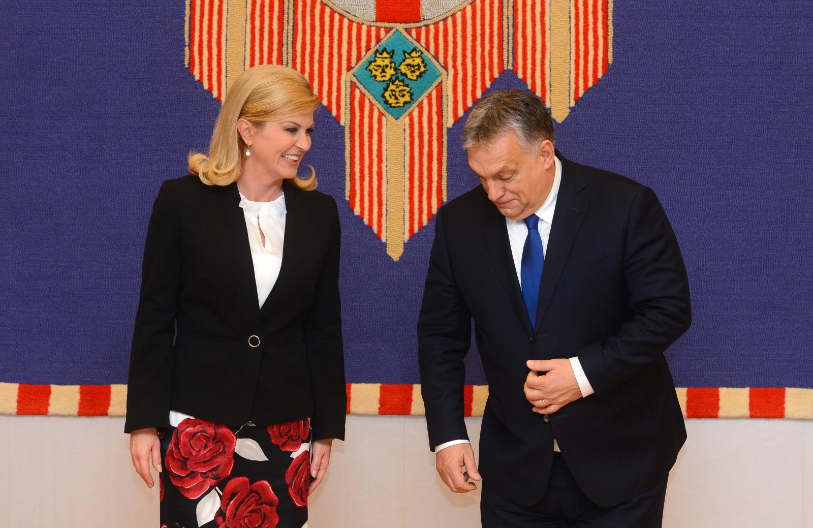 'Otvorena pitanja ne smiju ograničavati suradnju Hrvatske i Mađarske'