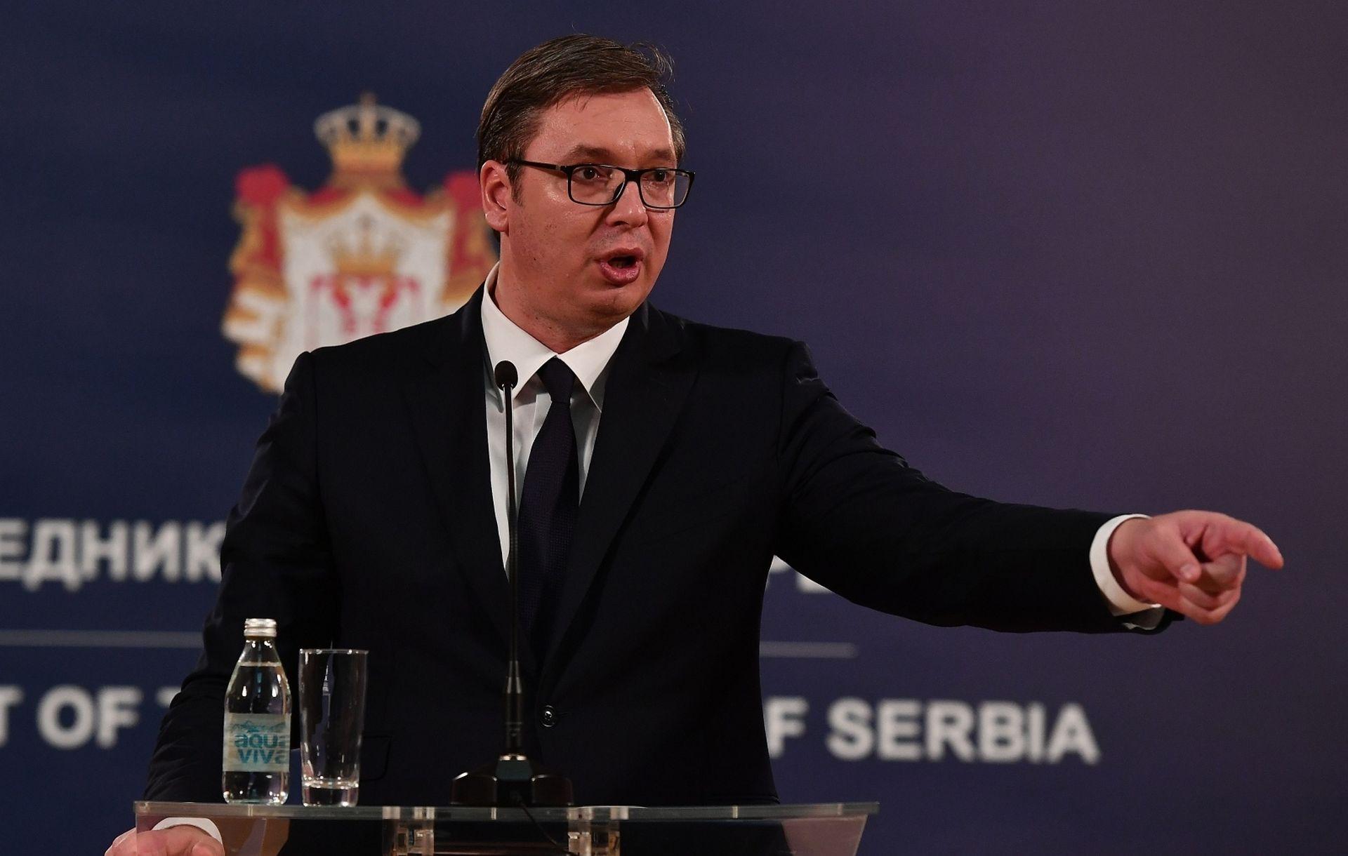 Srbija traži izvanrednu sjednicu VS UN zbog kosovskih zakona o vojsci