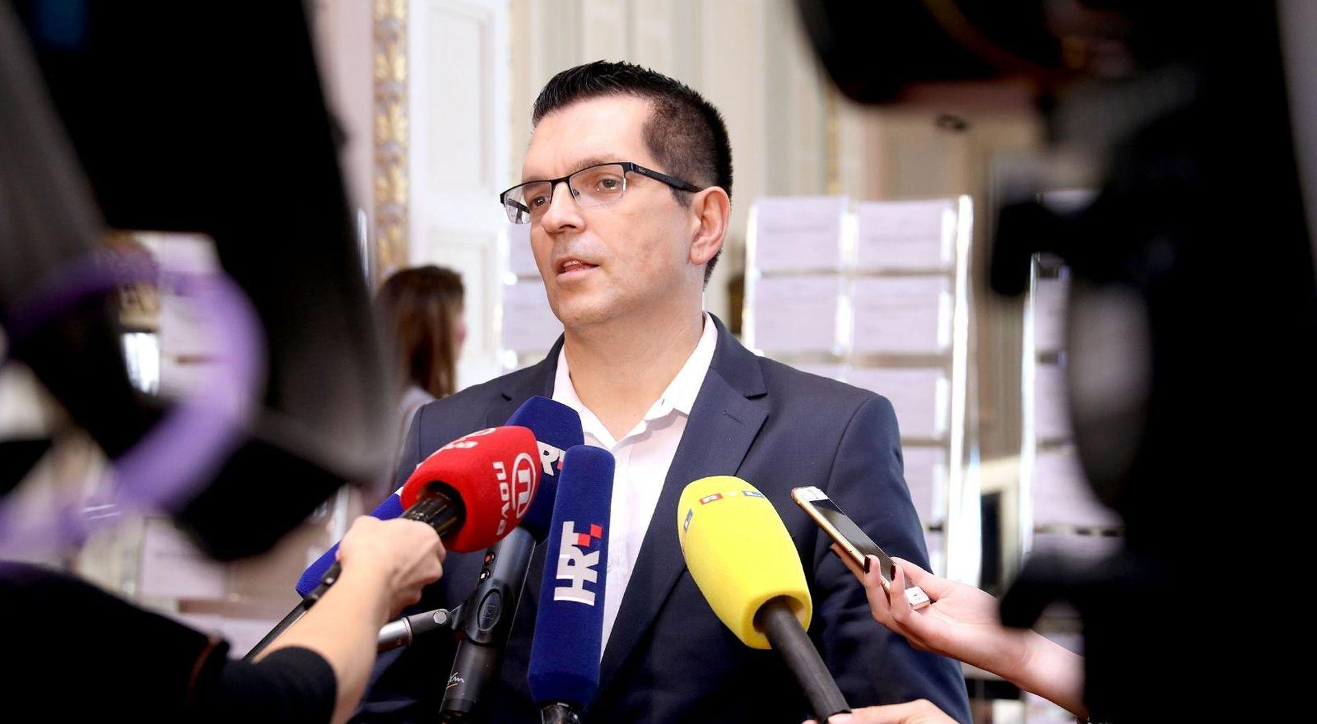Bunjac prozvao Sabor, Plenkovića i HDZ, Bačić mu uzvratio