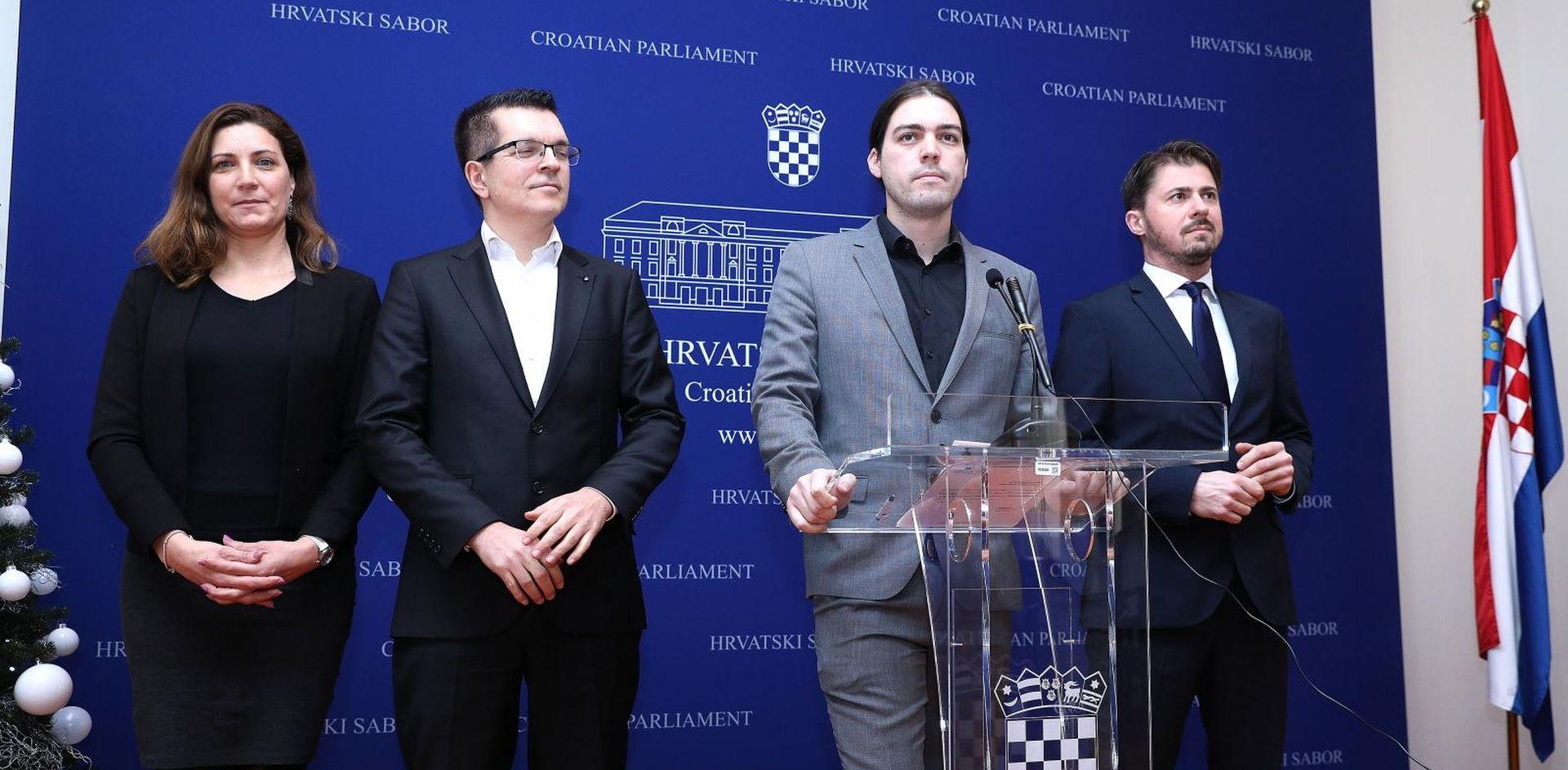 Oporba traži ostavku ministra financija Marića