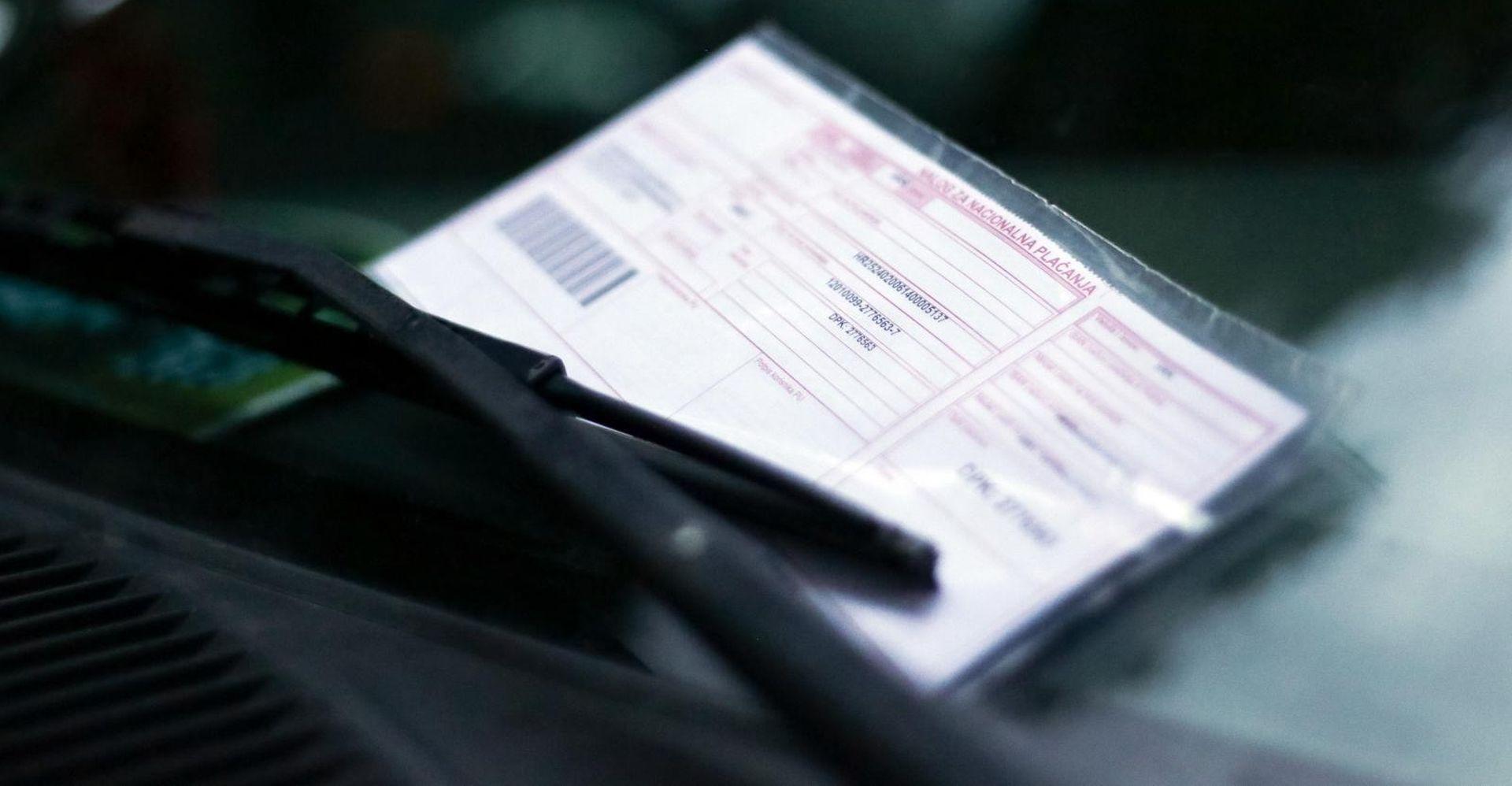 PRIPAZITE! U Zagrebu se pojavile lažne kazne za parkiranje