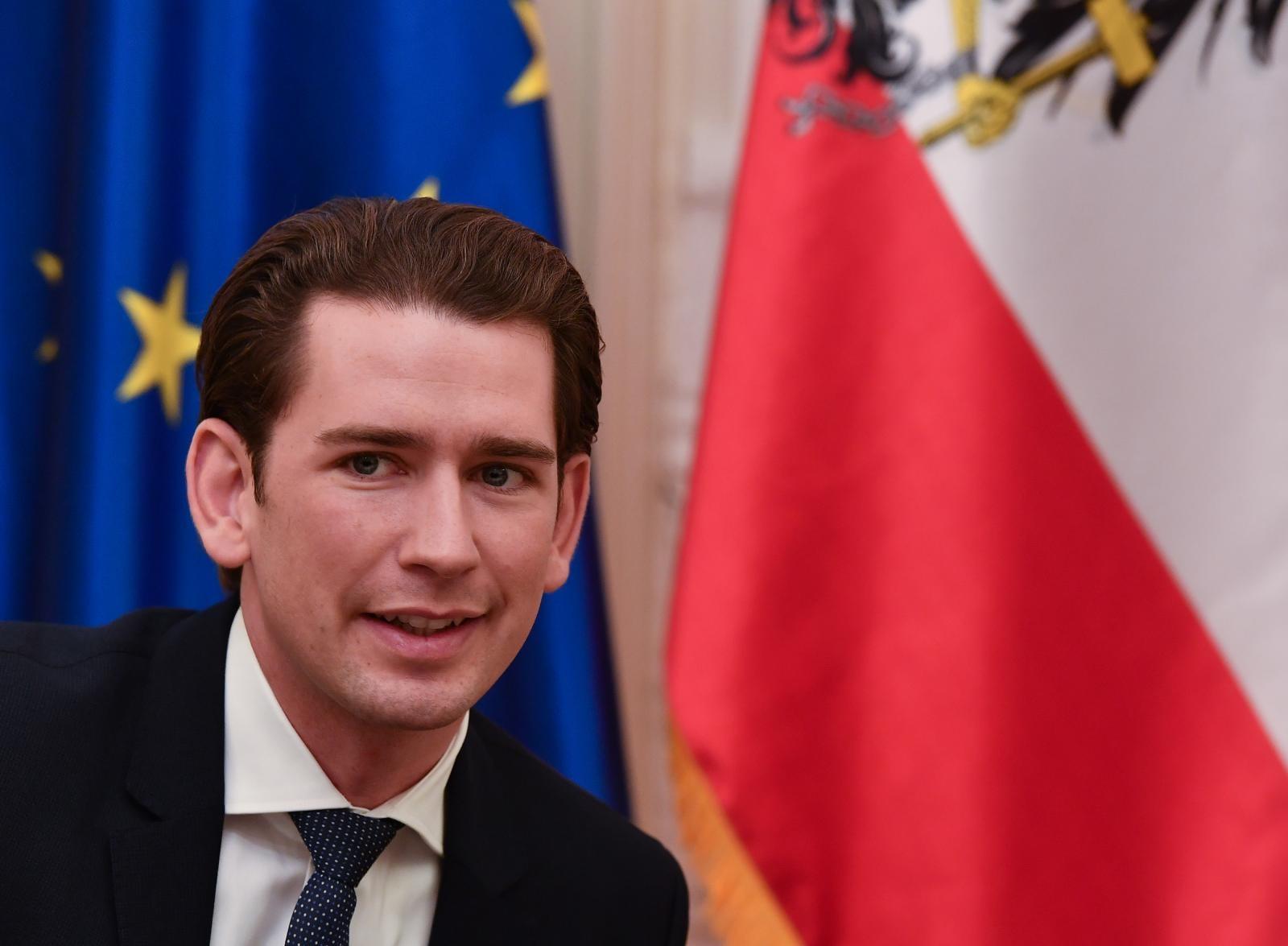"""Kurz vidi Austriju kao """"blagoslovljeni otok"""" usred europskog kaosa"""