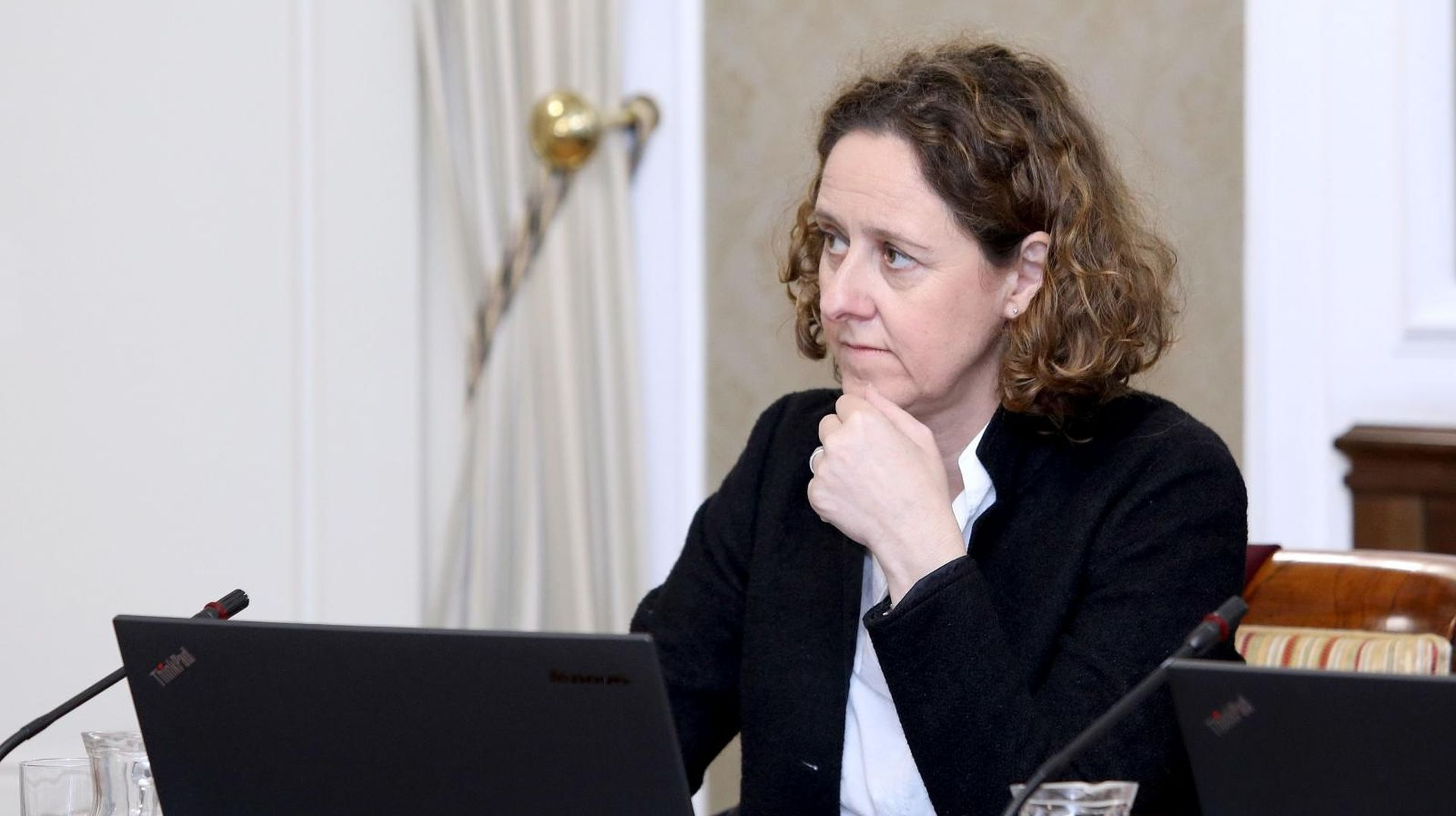 Isprazna polovica mandata ministrice kulture Nine Obuljen Koržinek