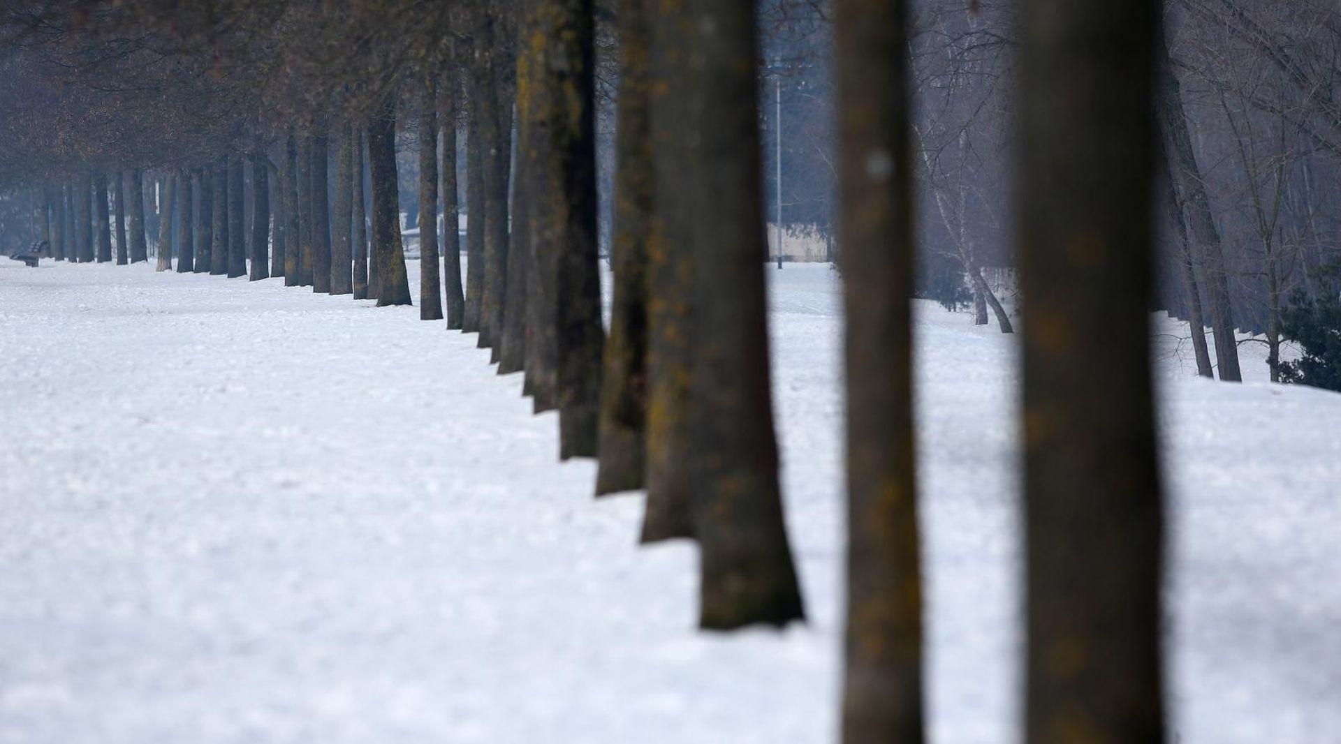 DHMZ objavio prognozu za zimu