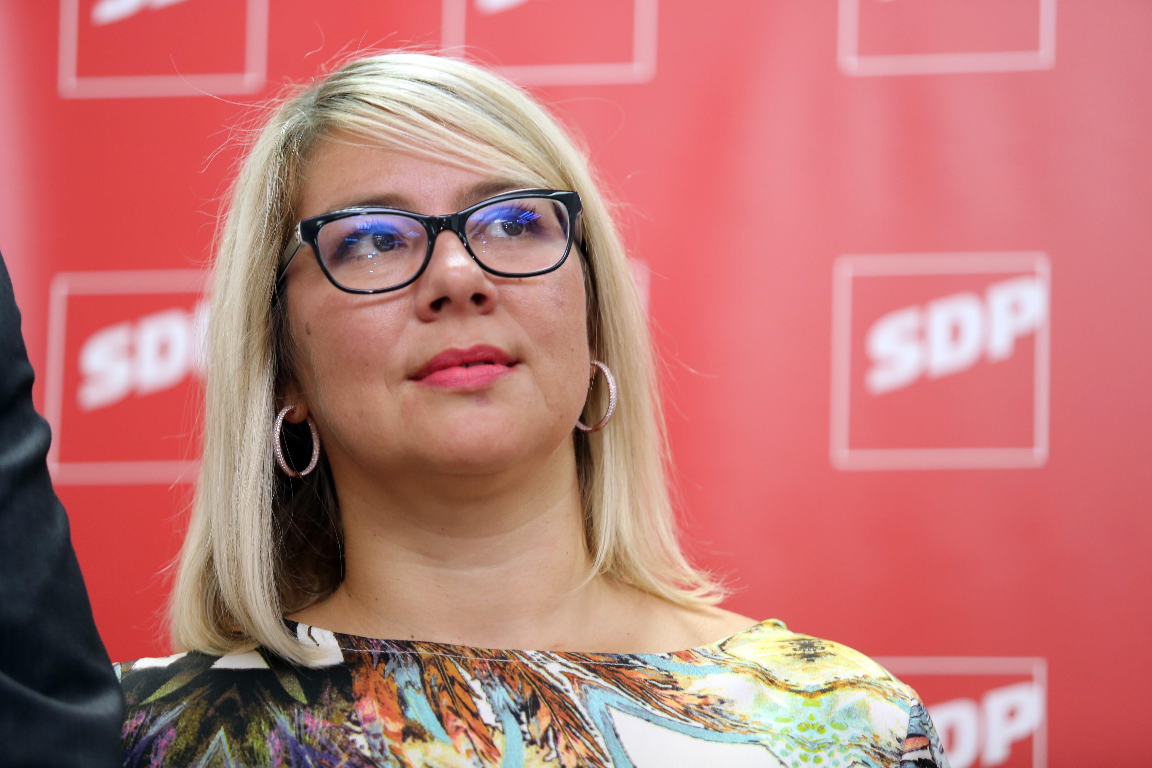 Riječka saborska zastupnica Ana Komparić Devčić istupila iz SDP-a