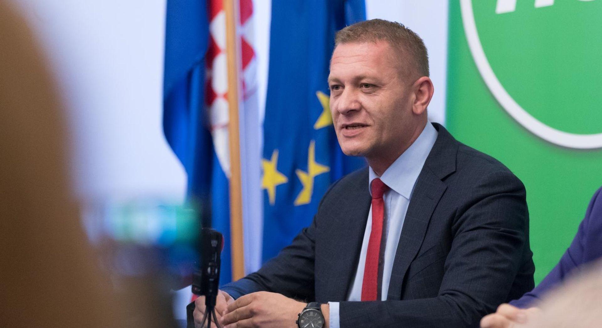 """BELJAK """"BiH ne može opstati bez jednakopravnih Hrvata"""""""