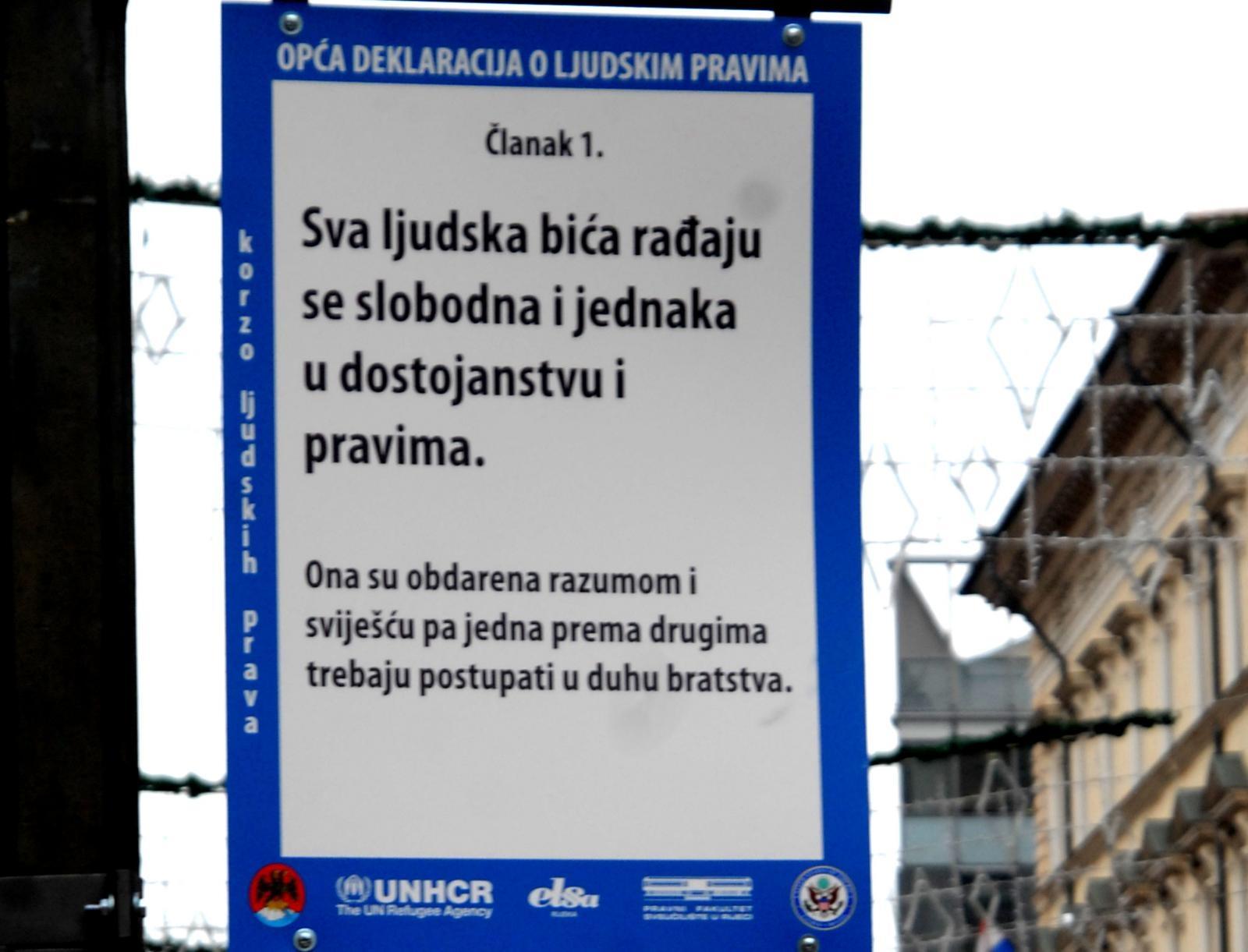 Manjine Splitsko-dalmatinske županije obilježile 70. obljetnicu Deklaracije o ljudskim pravima