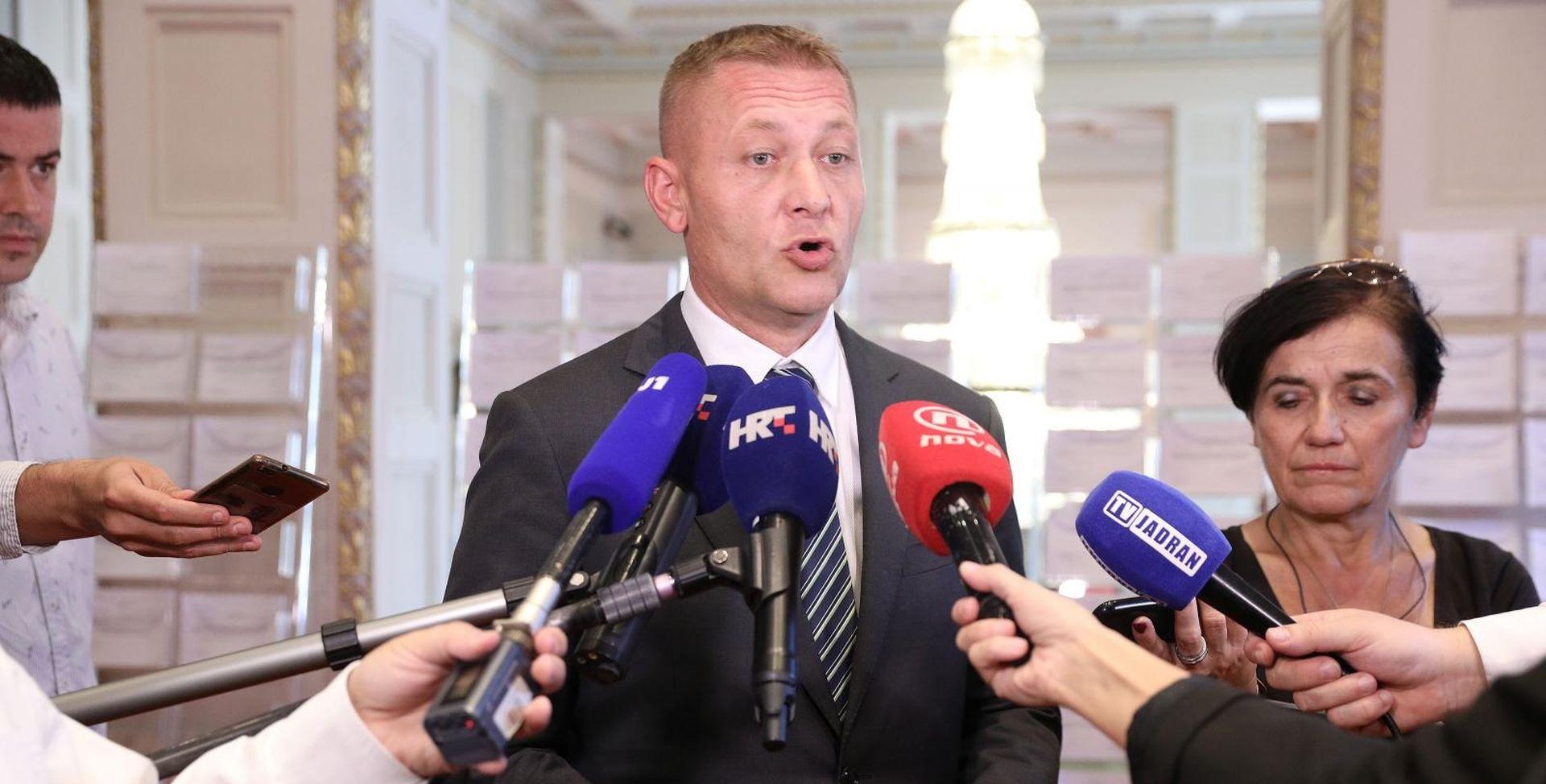 """BELJAK """"Moramo provesti revoluciju kako bi maknuli HDZ s vlasti"""""""