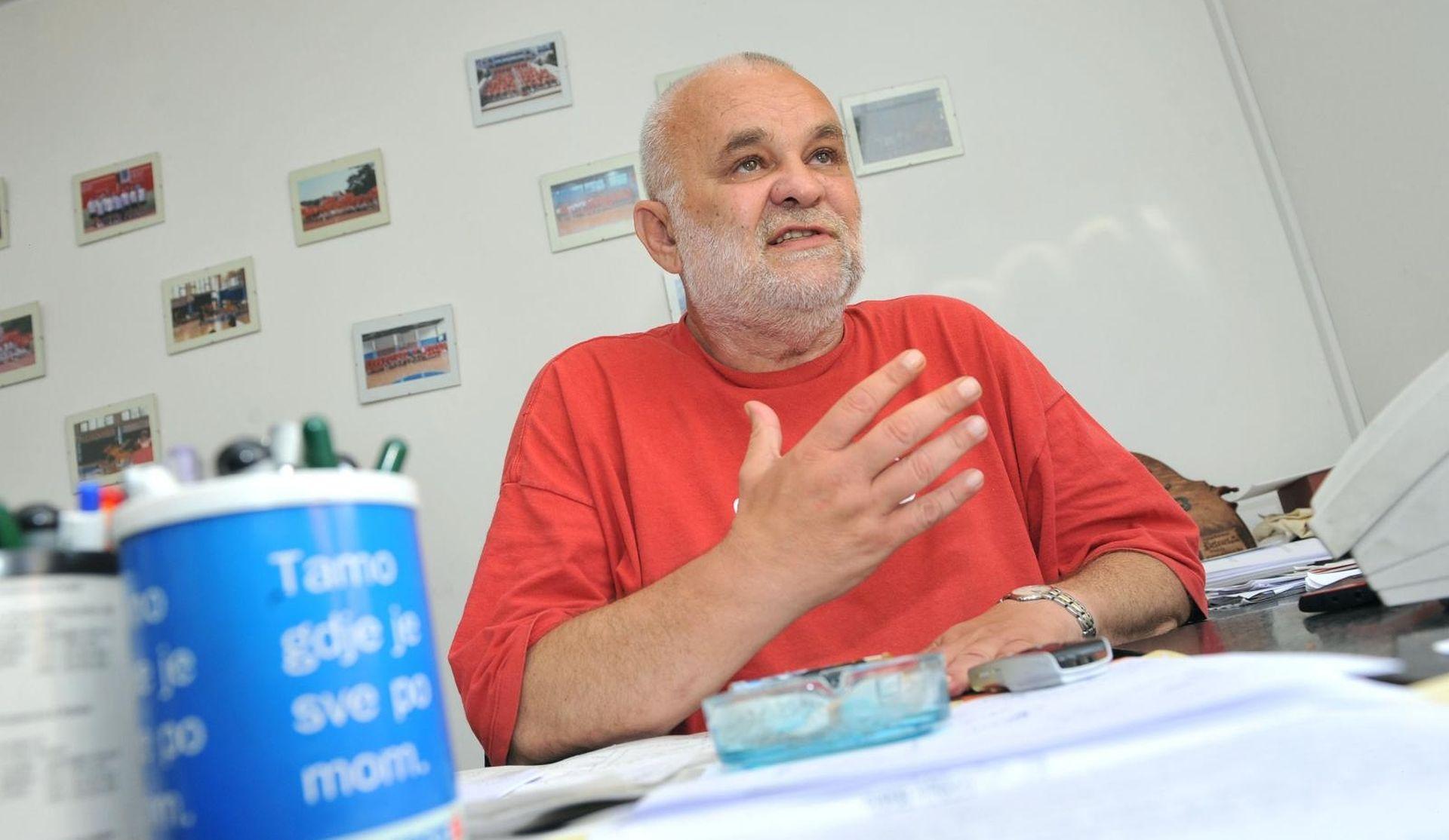 Preminuo legendarni trener Boško Božić Pepsi