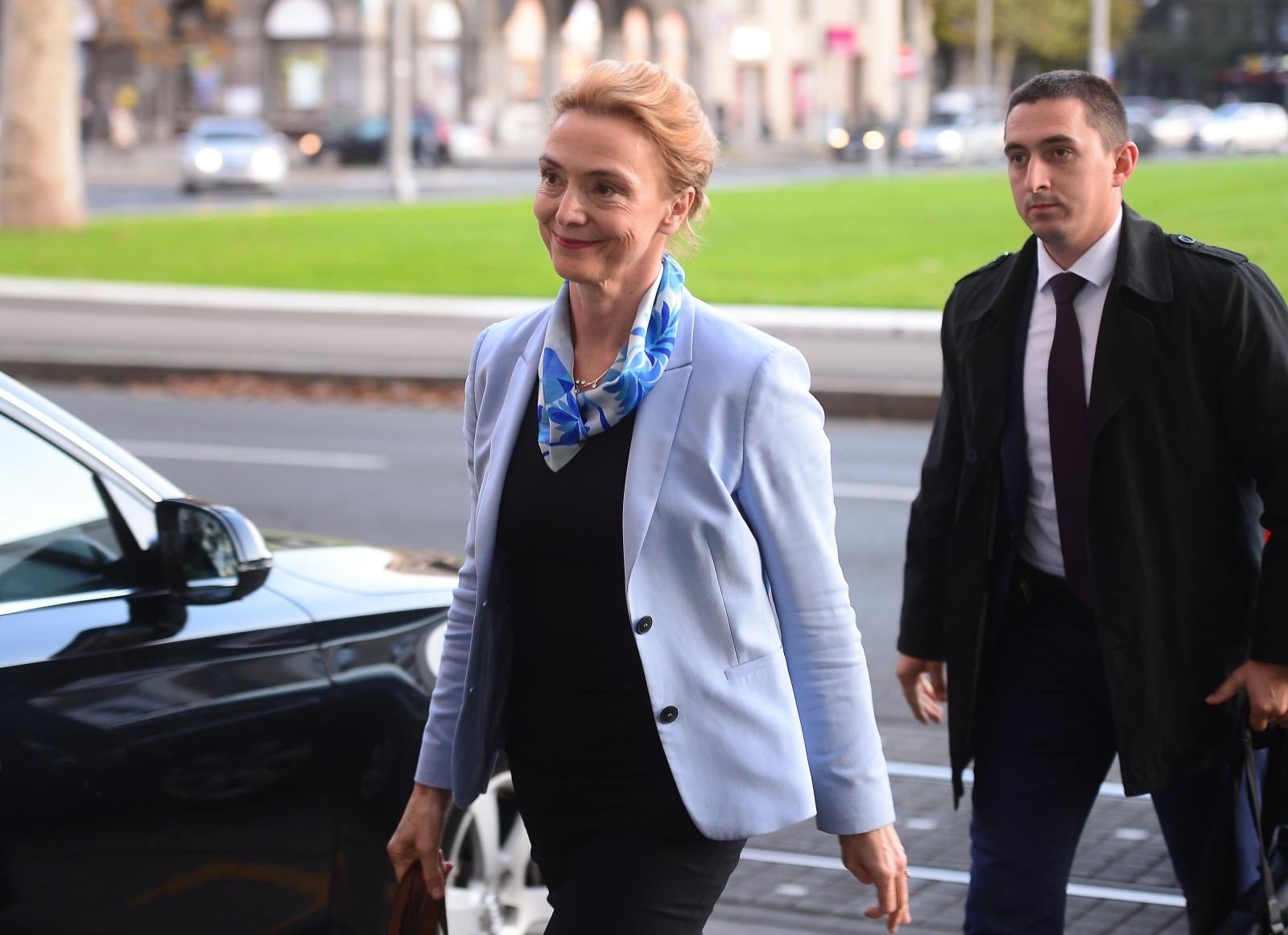 Pejčinović Burić ukrajinskoj potpredsjednici ponovila podršku na putu prema EU