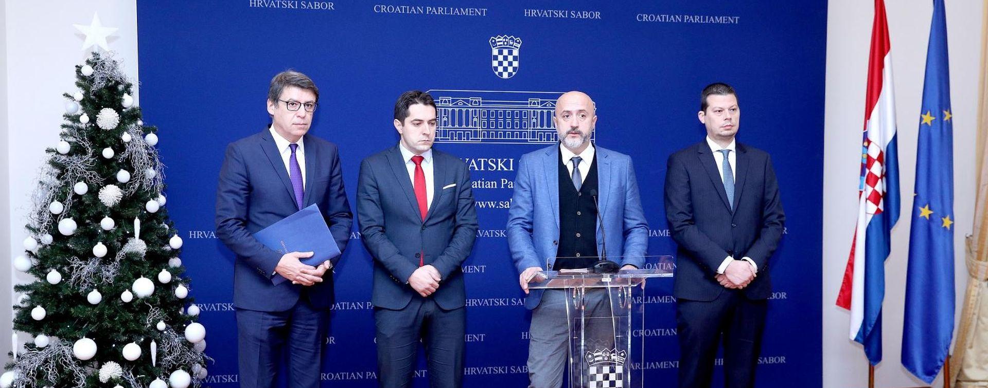 "SDP ""Paket regionalnih zakona popis lijepih želja"""