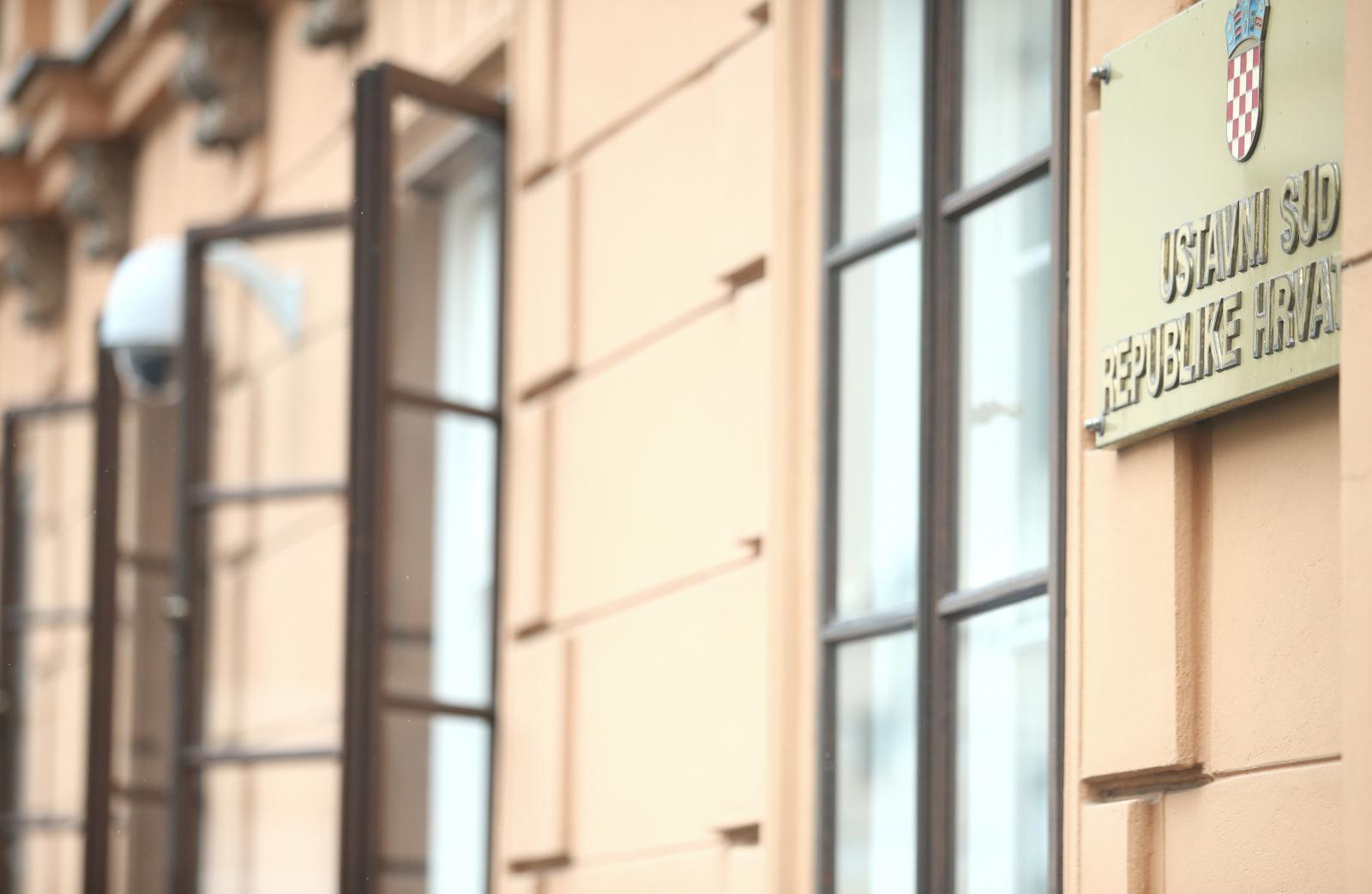 Ustavni sud odbio tvrdnje Blaža Curića da su mu zatvaranjem povrijeđena ustavna prava