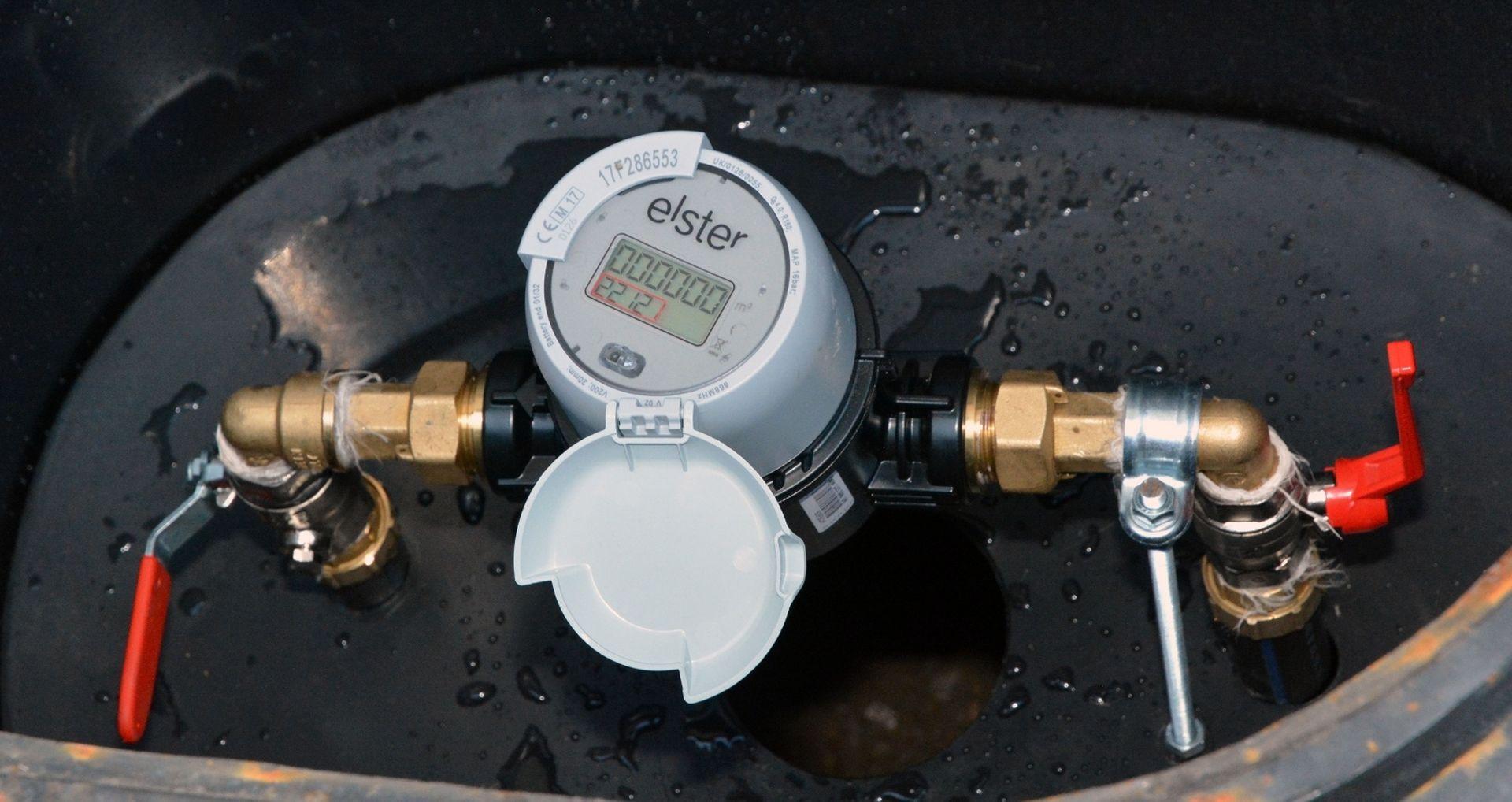 SPLIT Zbog niskih temperatura treba zaštititi vodomjere